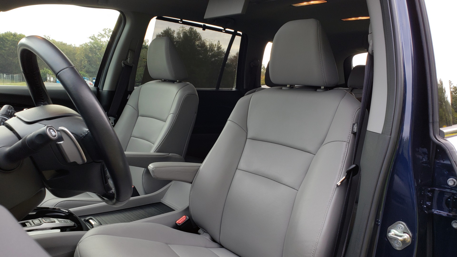 Used 2017 Honda PILOT TOURING 2WD / NAV / SUNROOF / 3-ROW / ENT SYS / REARVIEW for sale Sold at Formula Imports in Charlotte NC 28227 36