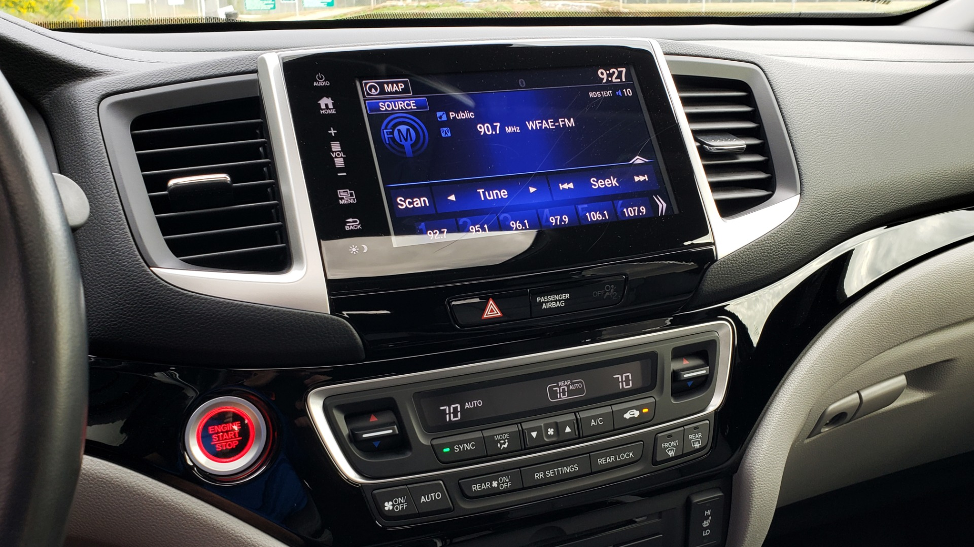 Used 2017 Honda PILOT TOURING 2WD / NAV / SUNROOF / 3-ROW / ENT SYS / REARVIEW for sale Sold at Formula Imports in Charlotte NC 28227 42