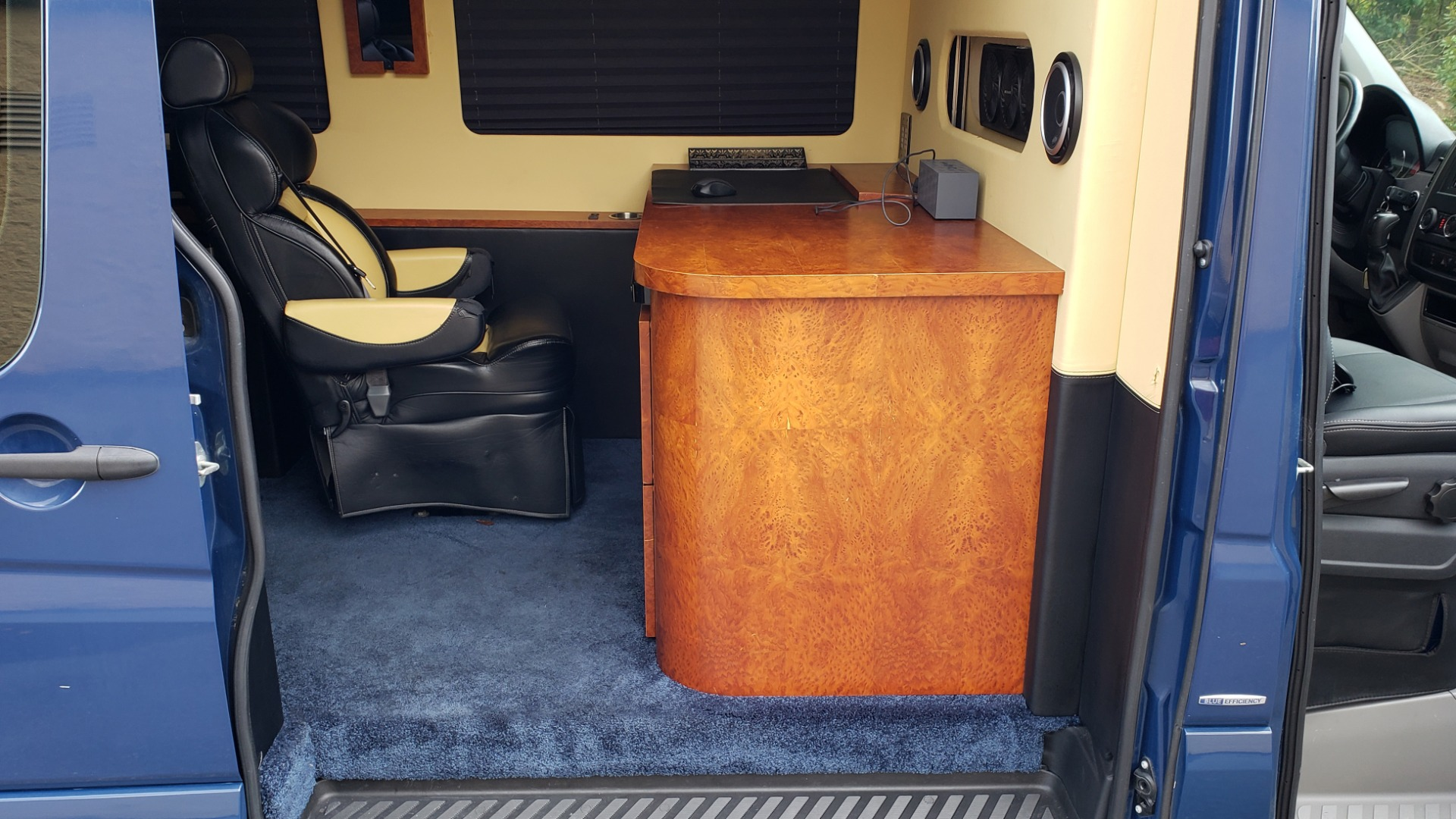 Used 2013 Mercedes-Benz SPRINTER CARGO VAN EXT / OFFICE ON WHEELS / FLT SCREEN TV / LOUNGE for sale Sold at Formula Imports in Charlotte NC 28227 31