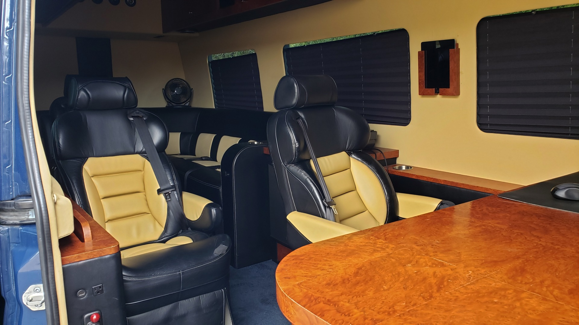 Used 2013 Mercedes-Benz SPRINTER CARGO VAN EXT / OFFICE ON WHEELS / FLT SCREEN TV / LOUNGE for sale Sold at Formula Imports in Charlotte NC 28227 32