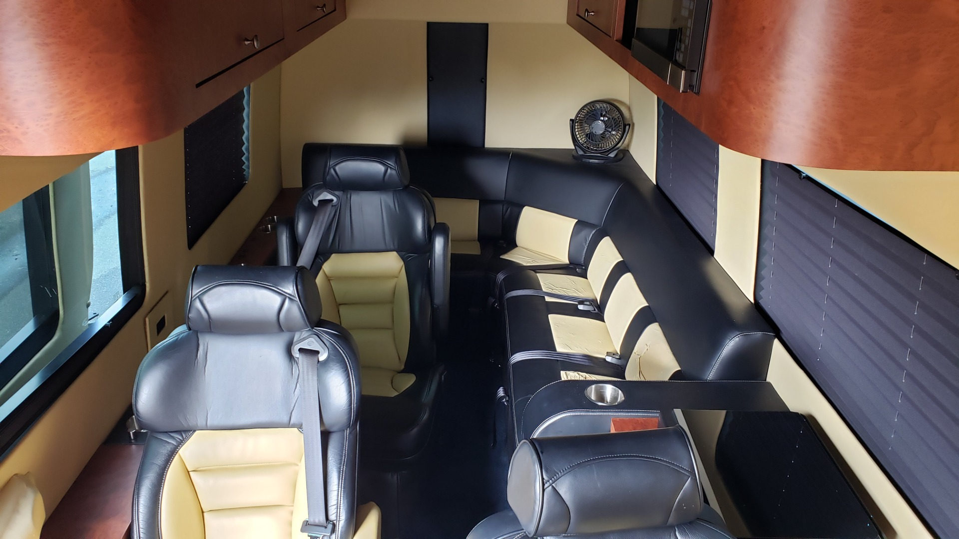 Used 2013 Mercedes-Benz SPRINTER CARGO VAN EXT / OFFICE ON WHEELS / FLT SCREEN TV / LOUNGE for sale Sold at Formula Imports in Charlotte NC 28227 42