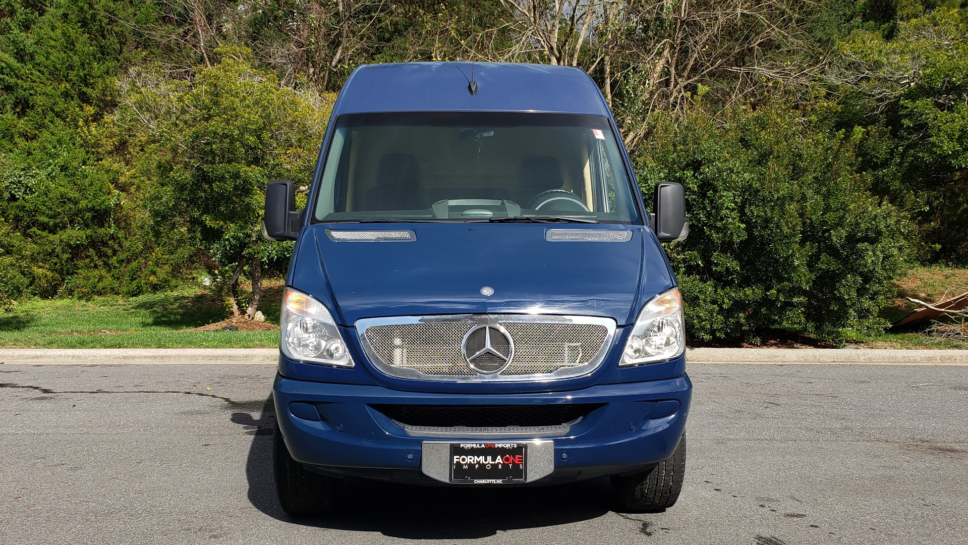 Used 2013 Mercedes-Benz SPRINTER CARGO VAN EXT / OFFICE ON WHEELS / FLT SCREEN TV / LOUNGE for sale Sold at Formula Imports in Charlotte NC 28227 52