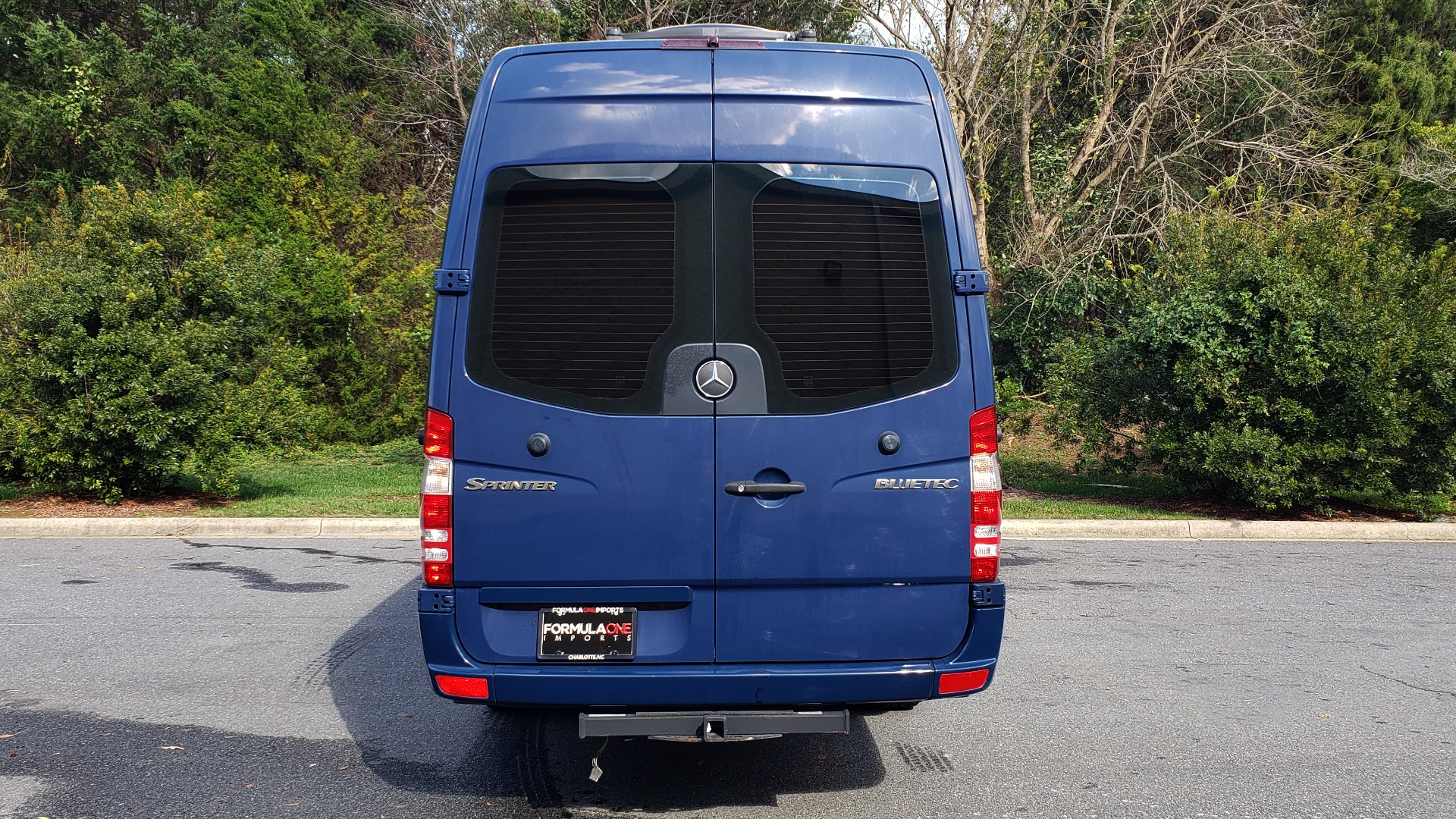 Used 2013 Mercedes-Benz SPRINTER CARGO VAN EXT / OFFICE ON WHEELS / FLT SCREEN TV / LOUNGE for sale Sold at Formula Imports in Charlotte NC 28227 59