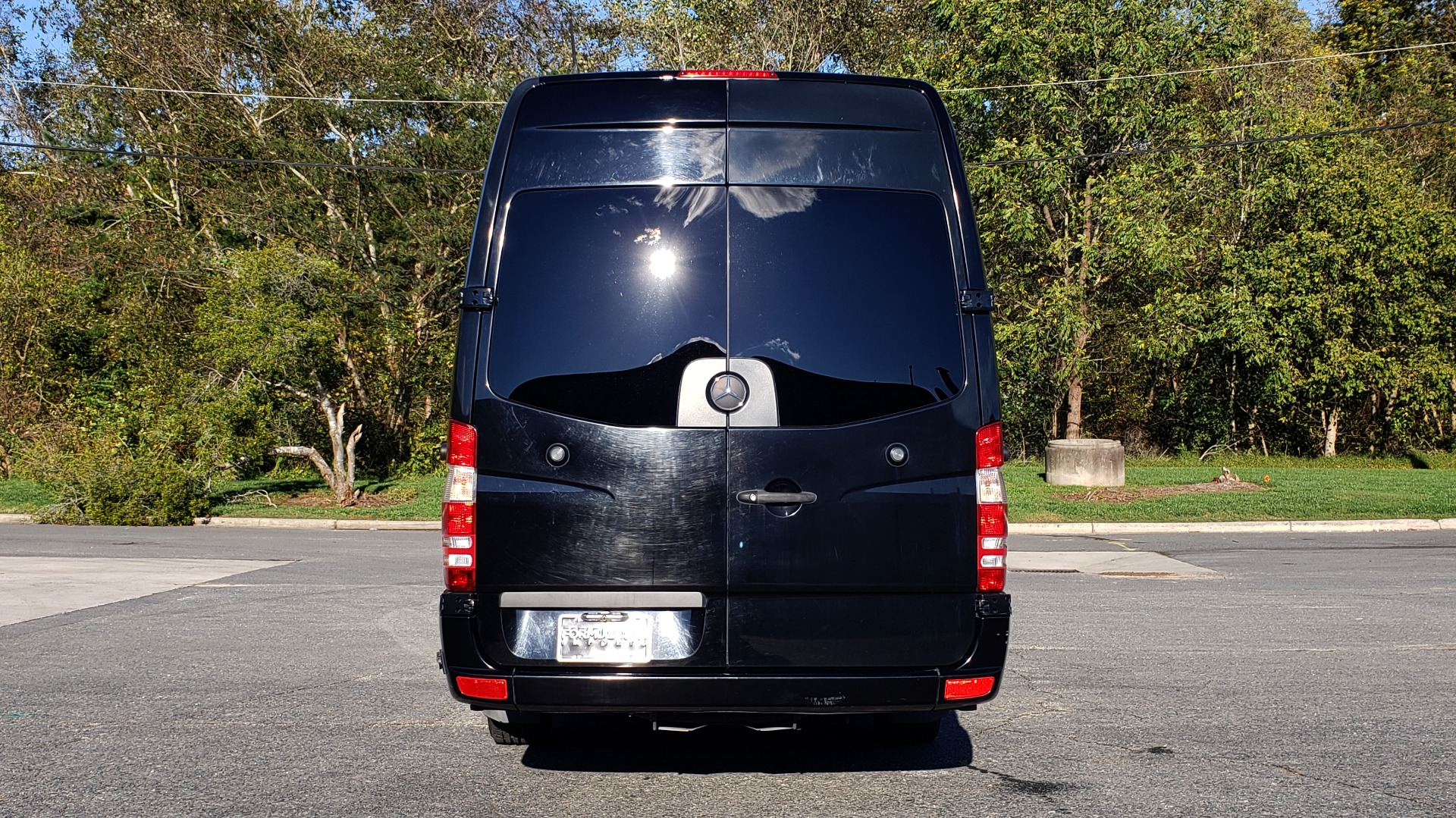 Used 2012 Mercedes-Benz SPRINTER CARGO VAN EXT / OFFICE ON WHEELS / FLT SCREEN TV / LOUNGE for sale Sold at Formula Imports in Charlotte NC 28227 15