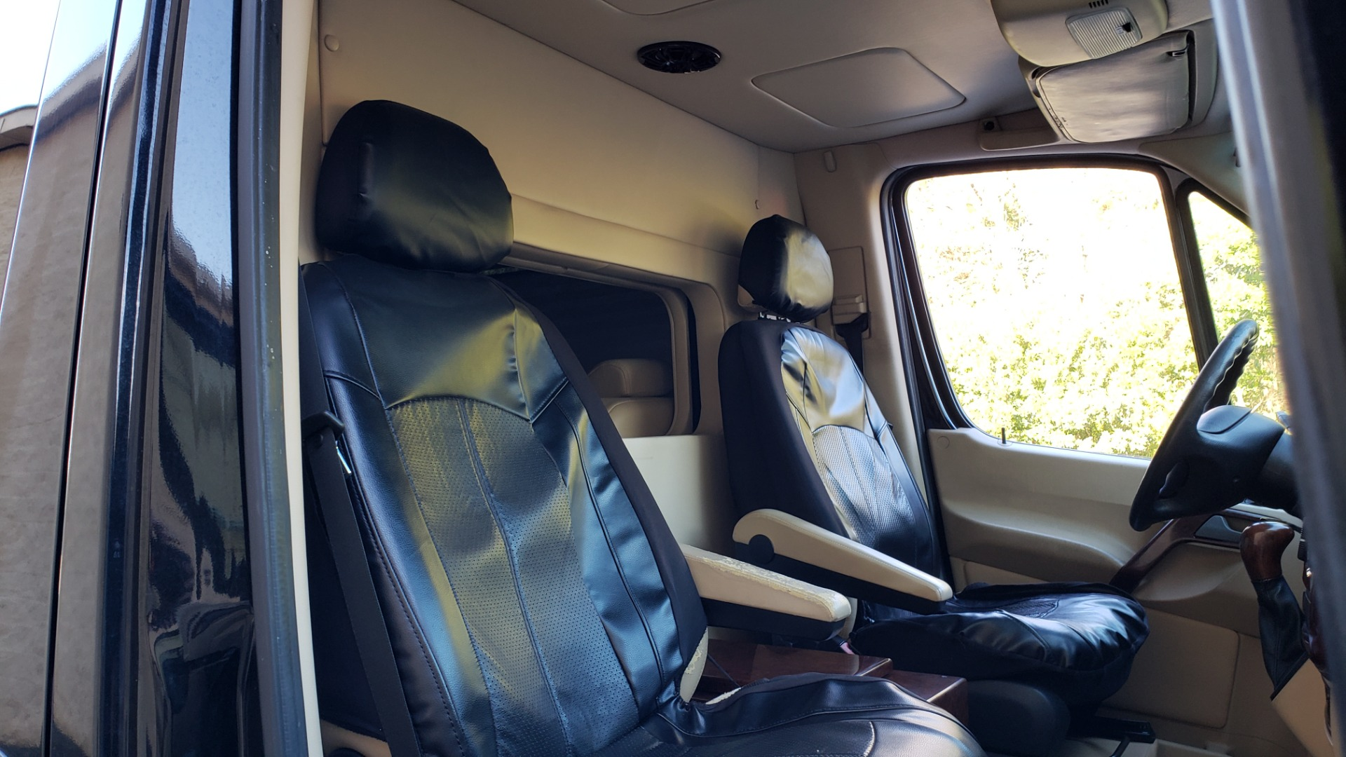 Used 2012 Mercedes-Benz SPRINTER CARGO VAN EXT / OFFICE ON WHEELS / FLT SCREEN TV / LOUNGE for sale Sold at Formula Imports in Charlotte NC 28227 42
