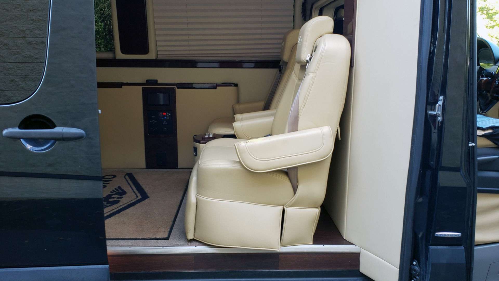 Used 2012 Mercedes-Benz SPRINTER CARGO VAN EXT / OFFICE ON WHEELS / FLT SCREEN TV / LOUNGE for sale Sold at Formula Imports in Charlotte NC 28227 45