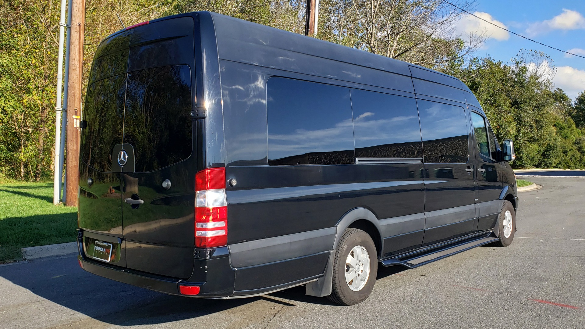 Used 2012 Mercedes-Benz SPRINTER CARGO VAN EXT / OFFICE ON WHEELS / FLT SCREEN TV / LOUNGE for sale Sold at Formula Imports in Charlotte NC 28227 6