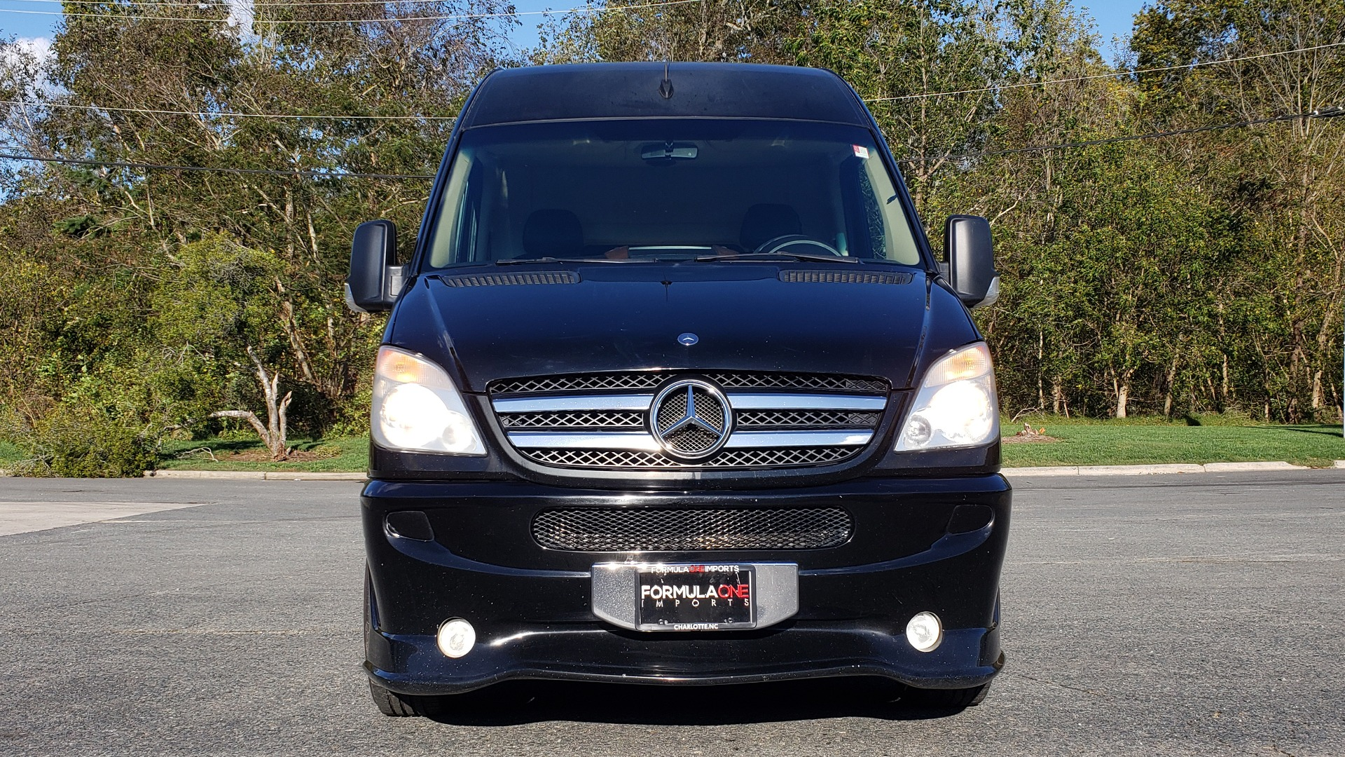 Used 2012 Mercedes-Benz SPRINTER CARGO VAN EXT / OFFICE ON WHEELS / FLT SCREEN TV / LOUNGE for sale Sold at Formula Imports in Charlotte NC 28227 9
