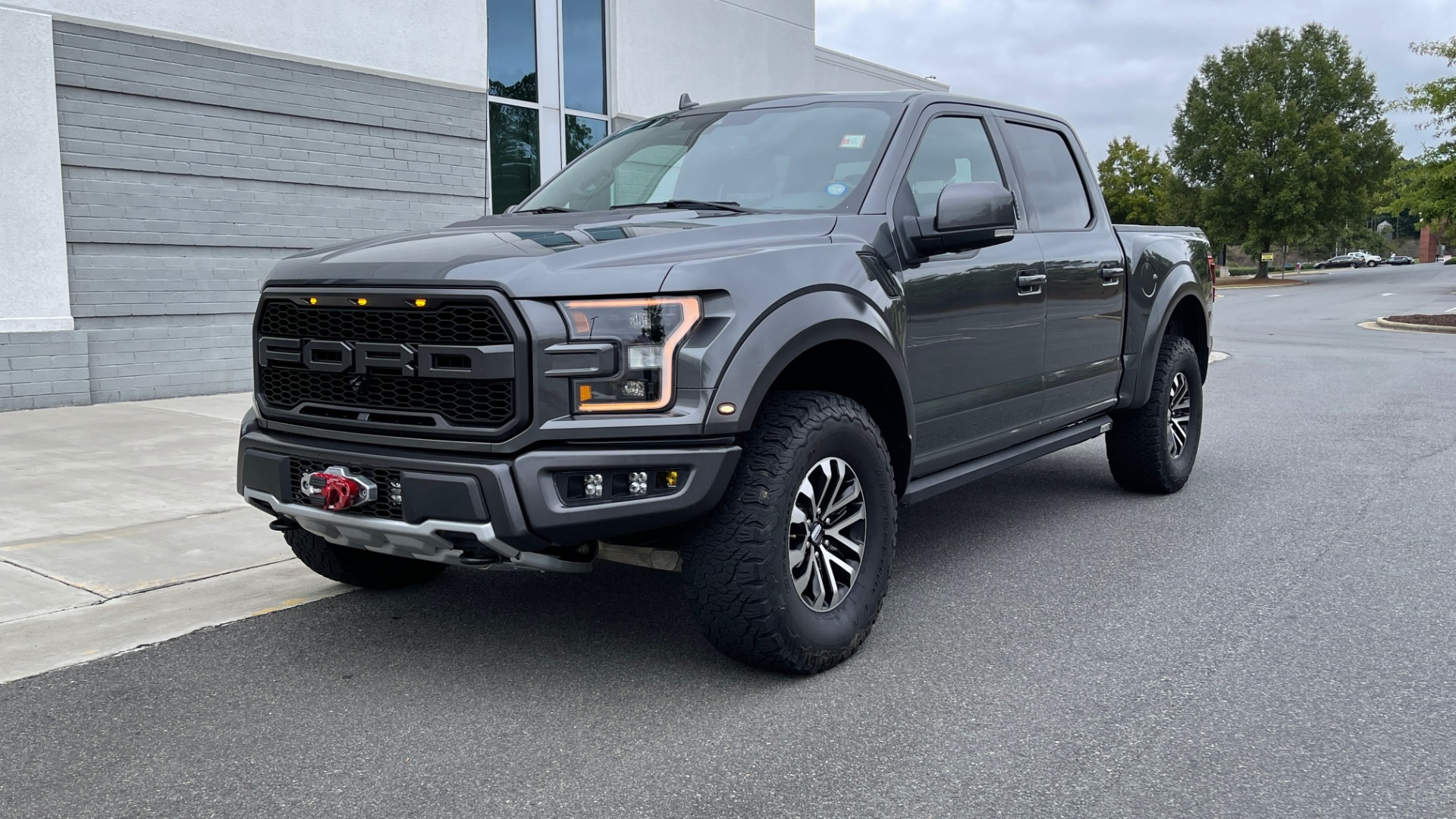 Used 2020 Ford F-150 RAPTOR 4X4 SUPERCREW / NAV / B&O SOUND / SUNROOF / REARVIEW for sale $74,900 at Formula Imports in Charlotte NC 28227 2