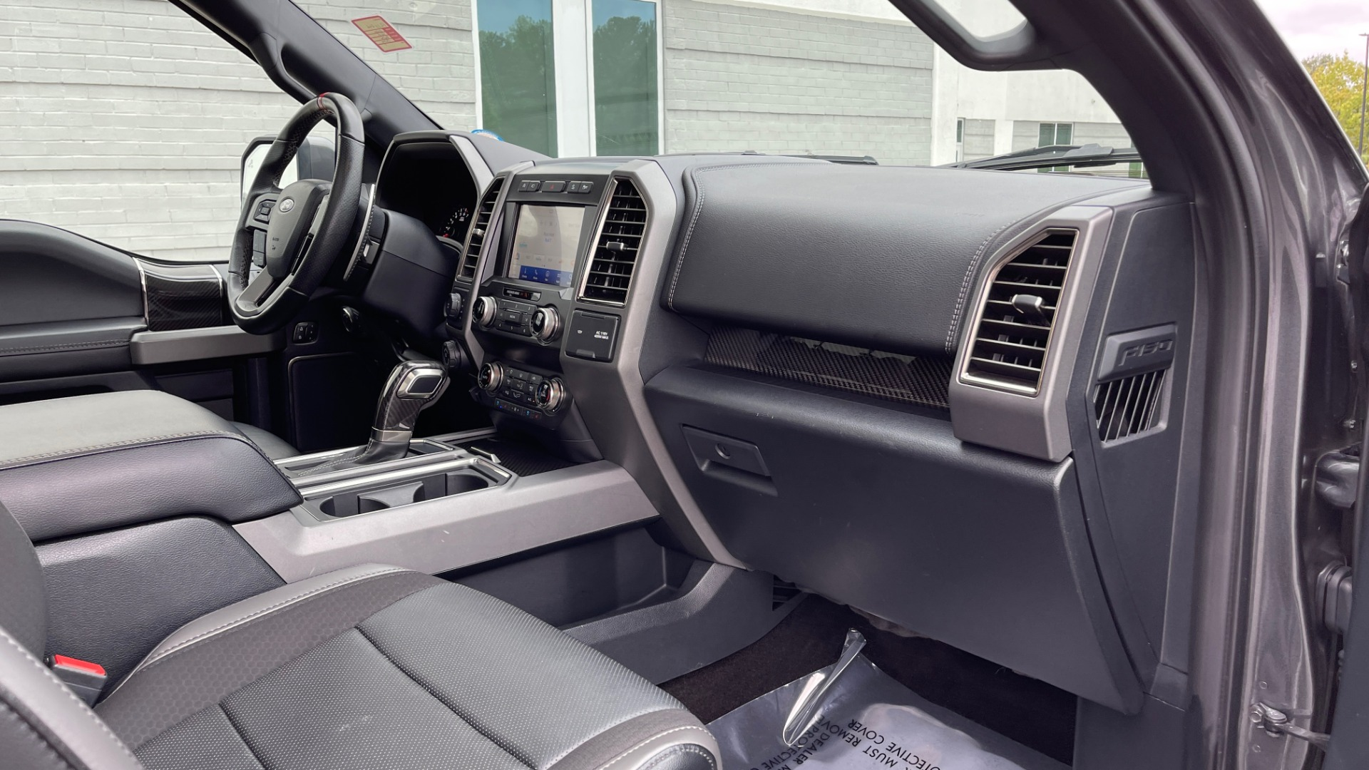 Used 2020 Ford F-150 RAPTOR 4X4 SUPERCREW / NAV / B&O SOUND / SUNROOF / REARVIEW for sale $74,900 at Formula Imports in Charlotte NC 28227 70