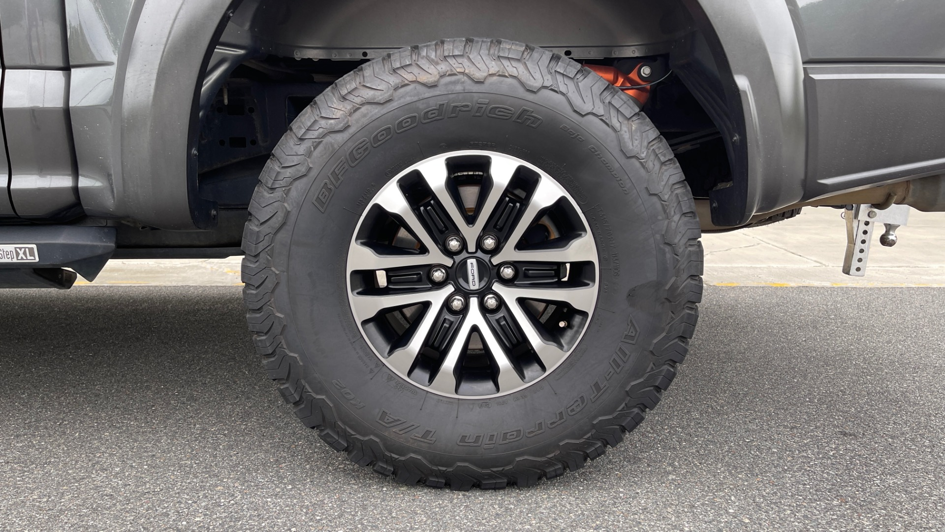 Used 2020 Ford F-150 RAPTOR 4X4 SUPERCREW / NAV / B&O SOUND / SUNROOF / REARVIEW for sale $74,900 at Formula Imports in Charlotte NC 28227 73