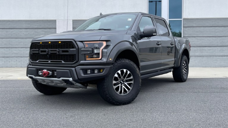 Used 2020 Ford F-150 RAPTOR 4X4 SUPERCREW / NAV / B&O SOUND / SUNROOF / REARVIEW for sale $74,900 at Formula Imports in Charlotte NC