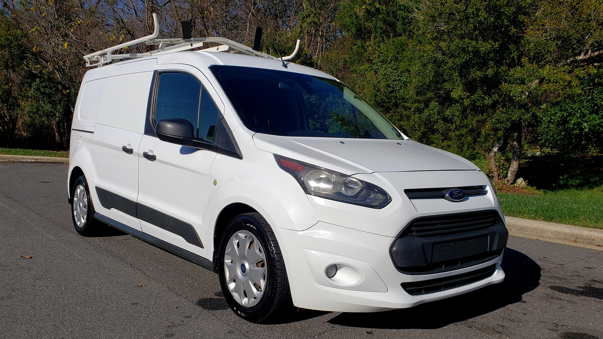 Used 2015 Ford TRANSIT CONNECT XLT CARGO VAN / 121-IN WB / 2.5L 4-CYL / AUTO / REARVIEW / WORK VAN for sale $12,995 at Formula Imports in Charlotte NC 28227 4