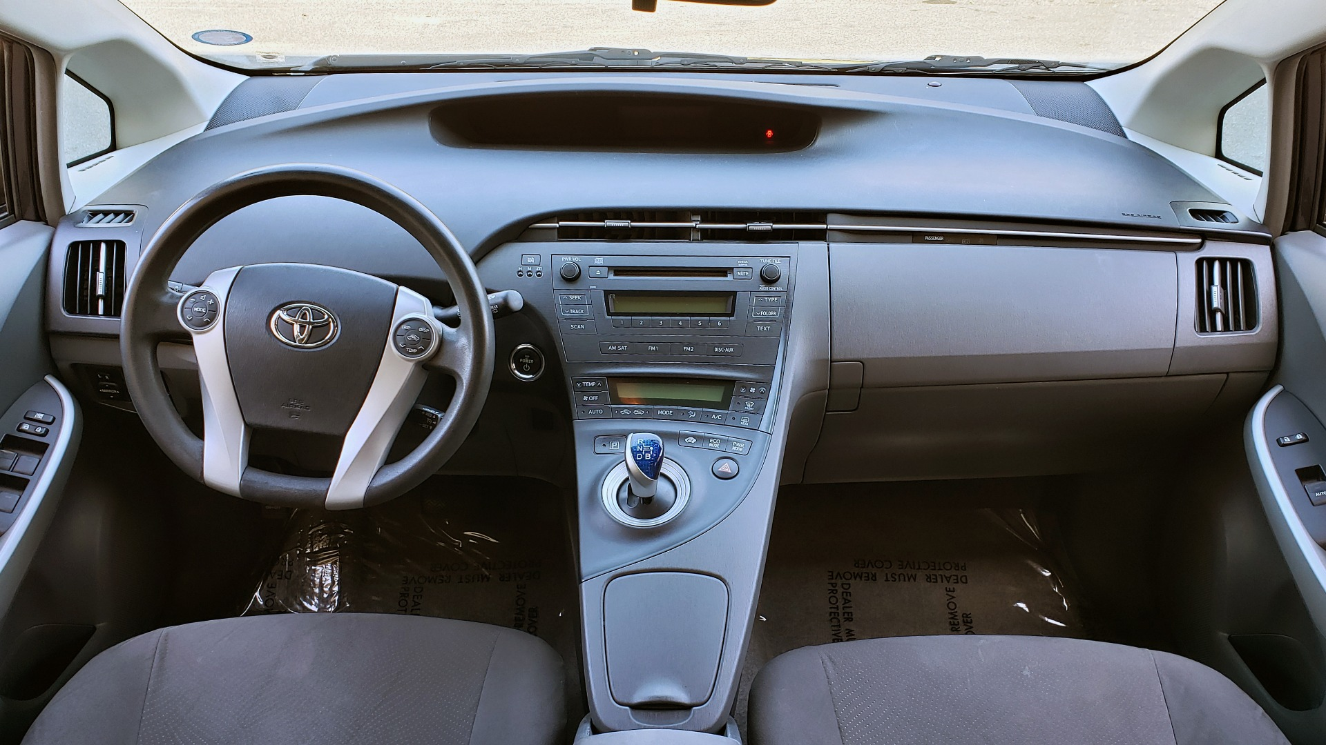 Used 2011 Toyota PRIUS ONE / HYBRID / 5-DOOR / HATCHBACK / 50MPG for sale Sold at Formula Imports in Charlotte NC 28227 71