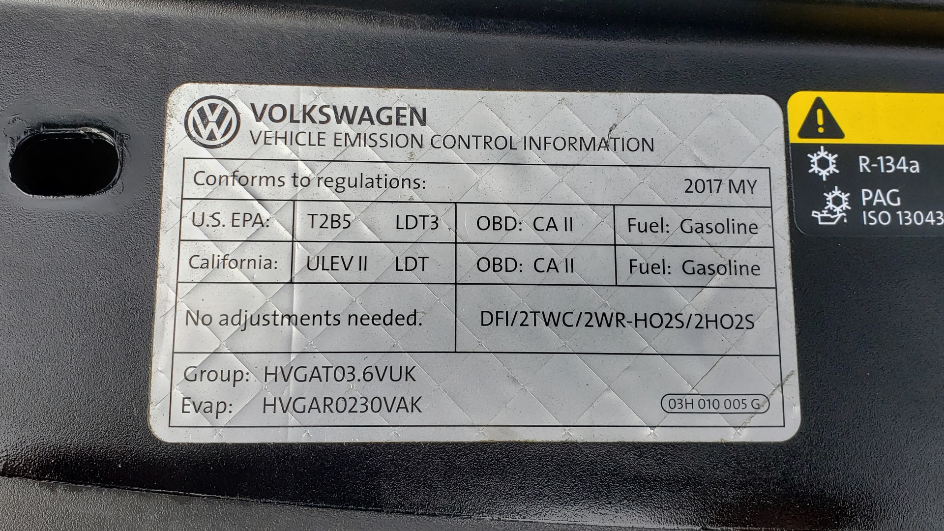 Used 2017 Volkswagen TOUAREG V6 WOLFSBURG EDITION / NAV / PANO-ROOF / ACC / REARVIEW for sale Sold at Formula Imports in Charlotte NC 28227 13