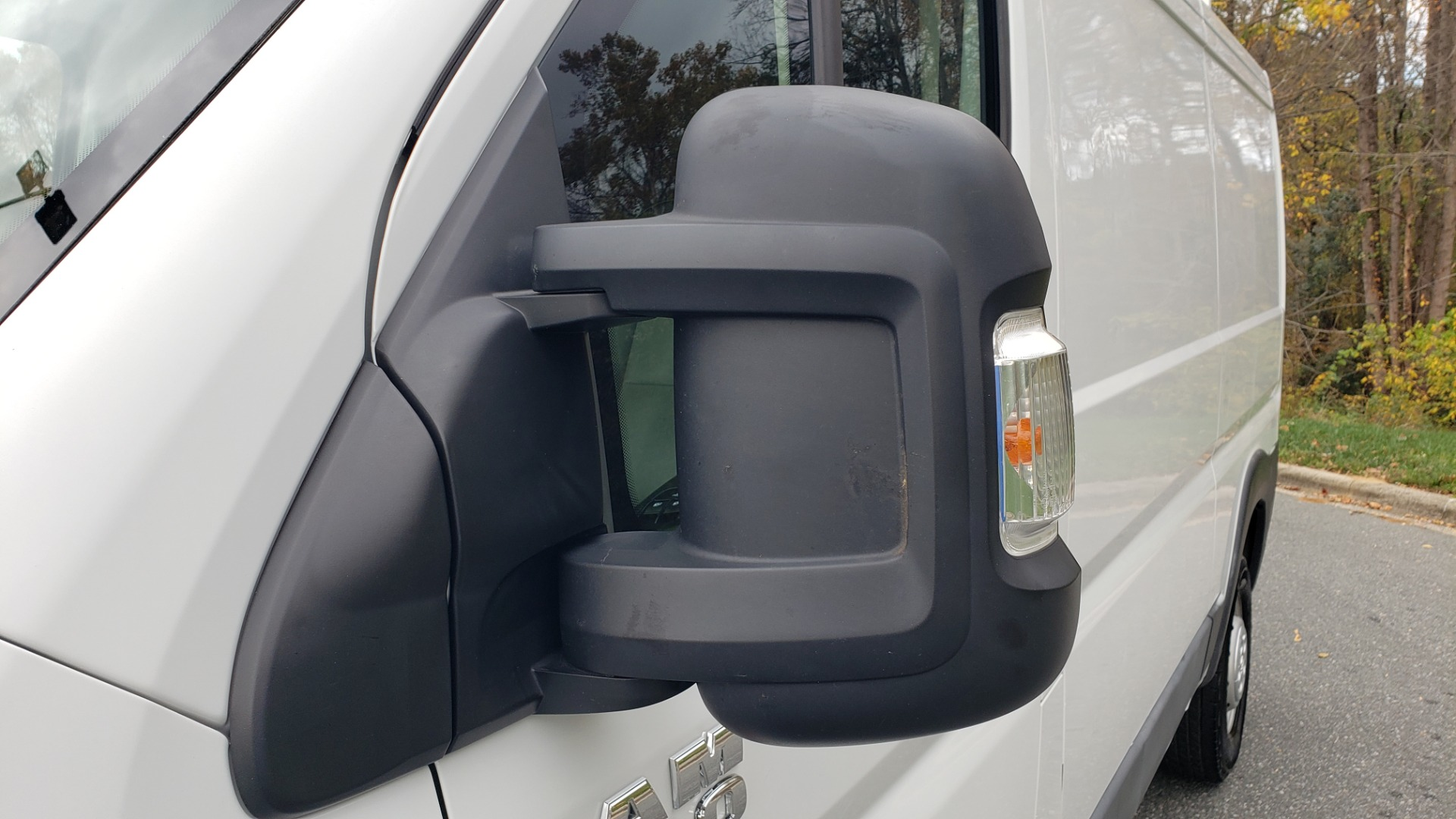 Used 2015 Ram PROMASTER CARGO VAN 136-INCH WB / LOW ROOF / LADDER RACK / INSIDE RACKS for sale $15,995 at Formula Imports in Charlotte NC 28227 18