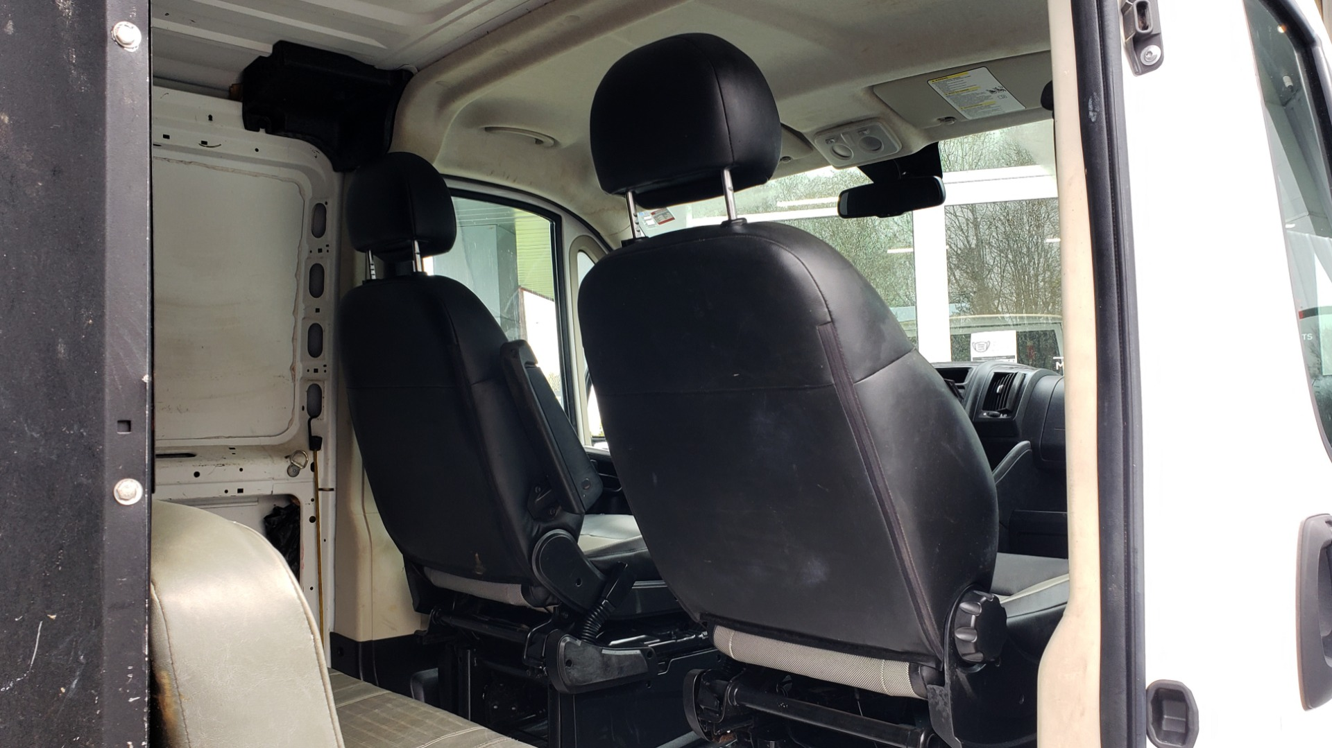 Used 2015 Ram PROMASTER CARGO VAN 136-INCH WB / LOW ROOF / LADDER RACK / INSIDE RACKS for sale $15,995 at Formula Imports in Charlotte NC 28227 30