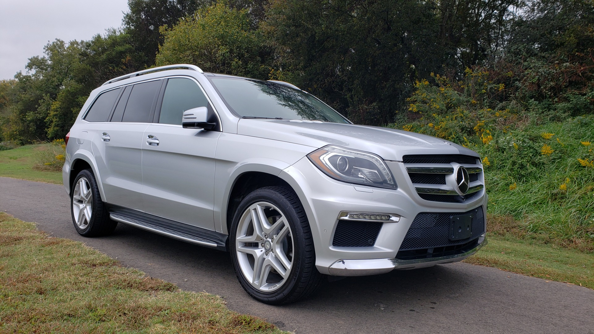Used 2014 Mercedes-Benz GL-CLASS GL 550 4MATIC / DRVR ASST / NAV / PANO-ROOF / 3-ROWS for sale Sold at Formula Imports in Charlotte NC 28227 2