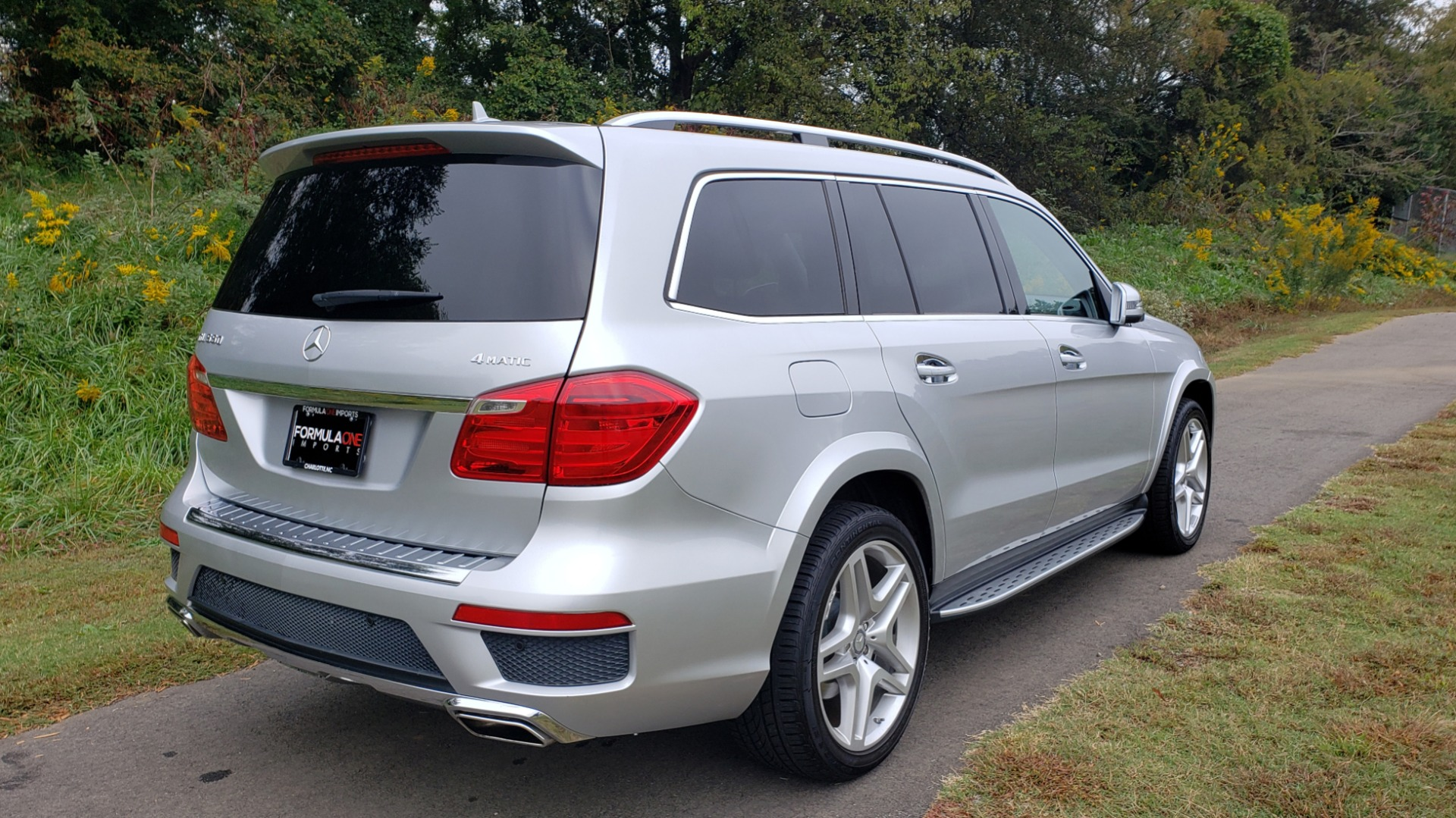 Used 2014 Mercedes-Benz GL-CLASS GL 550 4MATIC / DRVR ASST / NAV / PANO-ROOF / 3-ROWS for sale Sold at Formula Imports in Charlotte NC 28227 4