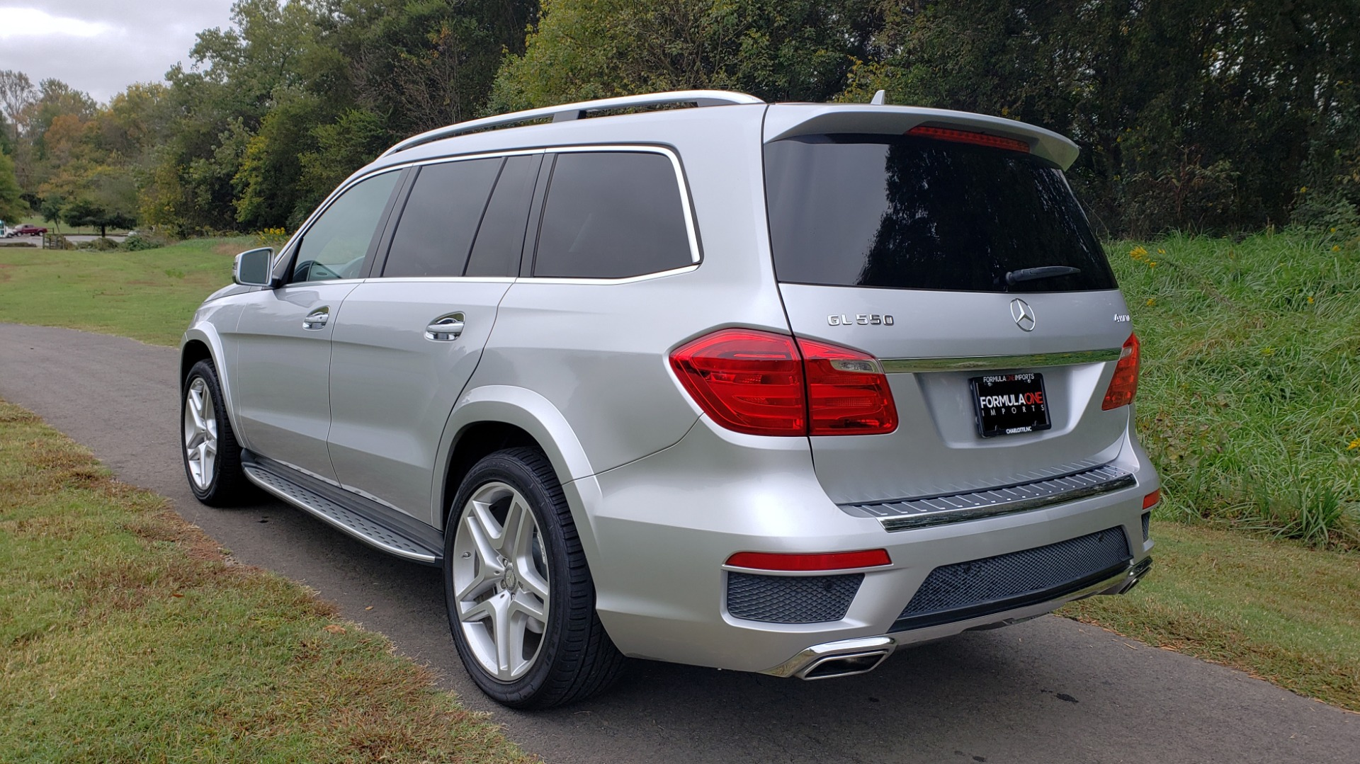 Used 2014 Mercedes-Benz GL-CLASS GL 550 4MATIC / DRVR ASST / NAV / PANO-ROOF / 3-ROWS for sale Sold at Formula Imports in Charlotte NC 28227 7