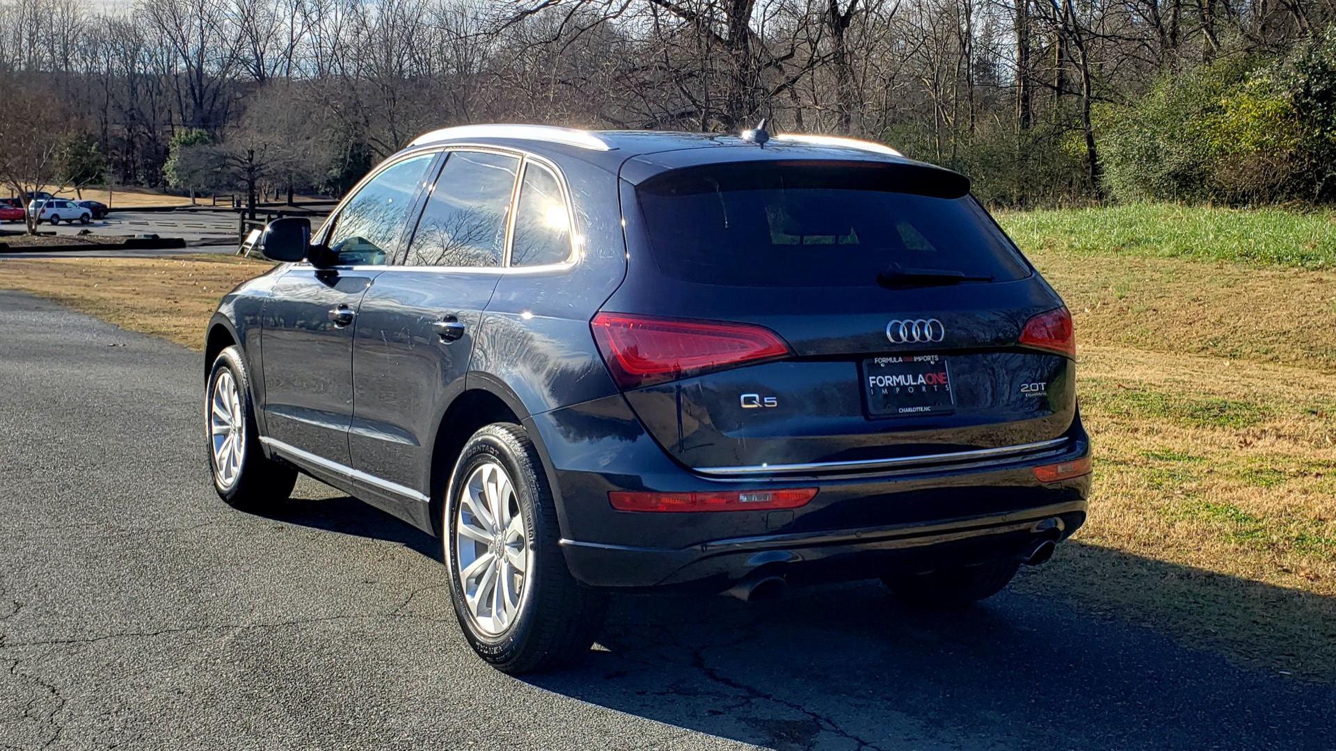 Used 2016 Audi Q5 PREMIUM PLUS 2.0T TIPTRONIC / TECH PKG / NAV / SUNROOF / REARVIEW for sale Sold at Formula Imports in Charlotte NC 28227 3