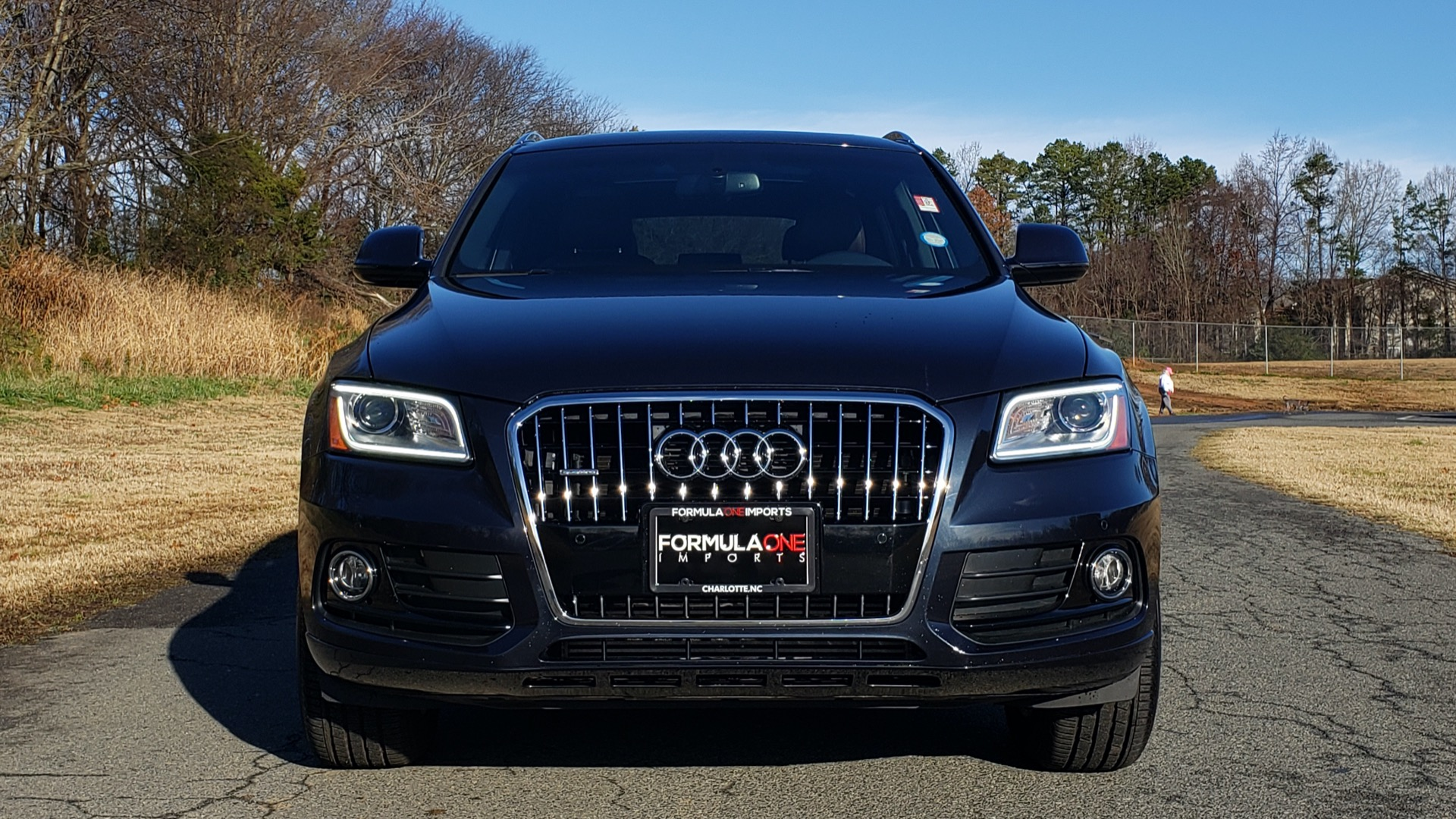 Used 2016 Audi Q5 PREMIUM PLUS 2.0T TIPTRONIC / TECH PKG / NAV / SUNROOF / REARVIEW for sale Sold at Formula Imports in Charlotte NC 28227 9