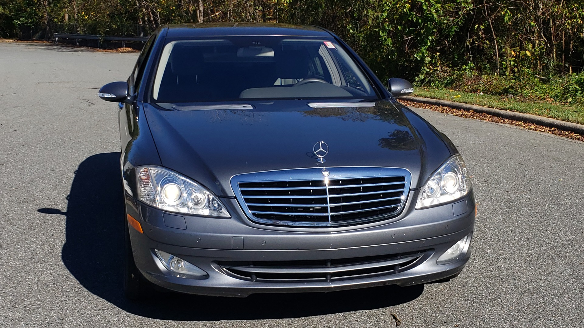 Used 2007 Mercedes-Benz S-CLASS S550 5.5L V8 / LWB / PREM 2 / NAV / SUNROOF / KEYLESS-GO for sale Sold at Formula Imports in Charlotte NC 28227 23