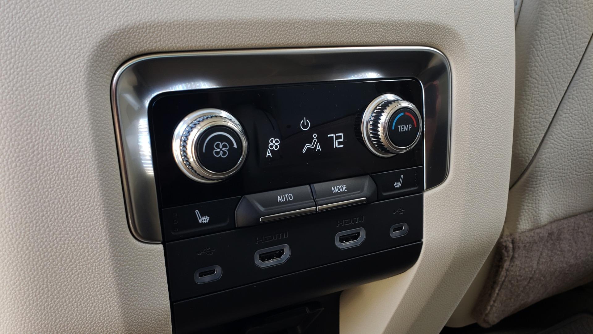 Used 2021 GMC YUKON DENALI PREMIUM 4WD / NAV / ADVANCED TECH / ENTERTAINMENT for sale Sold at Formula Imports in Charlotte NC 28227 111