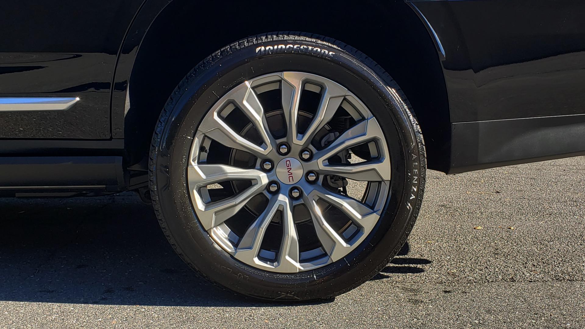 Used 2021 GMC YUKON DENALI PREMIUM 4WD / NAV / ADVANCED TECH / ENTERTAINMENT for sale Sold at Formula Imports in Charlotte NC 28227 113
