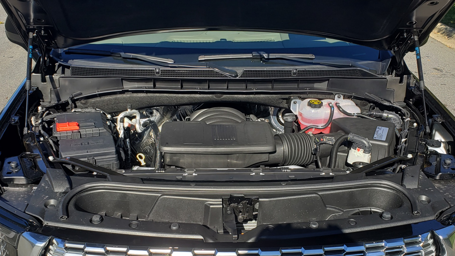 Used 2021 GMC YUKON DENALI PREMIUM 4WD / NAV / ADVANCED TECH / ENTERTAINMENT for sale Sold at Formula Imports in Charlotte NC 28227 14