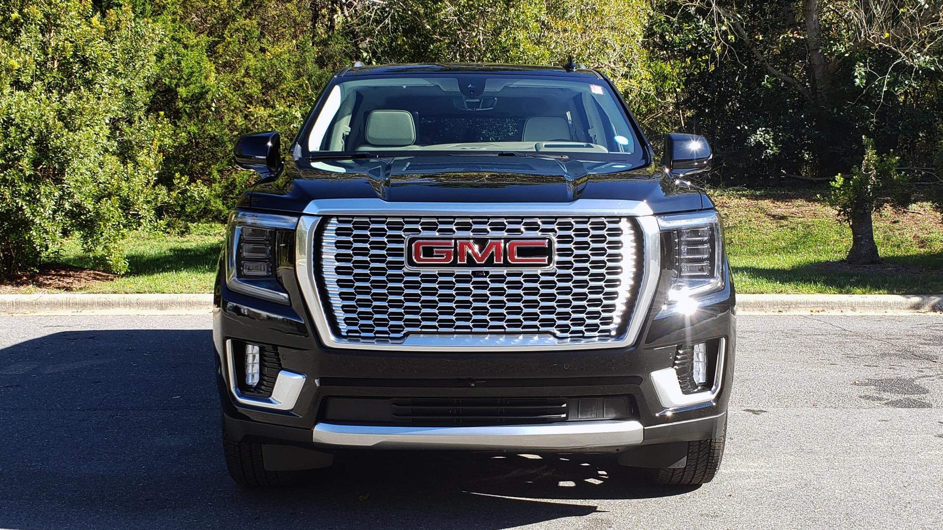 Used 2021 GMC YUKON DENALI PREMIUM 4WD / NAV / ADVANCED TECH / ENTERTAINMENT for sale Sold at Formula Imports in Charlotte NC 28227 22