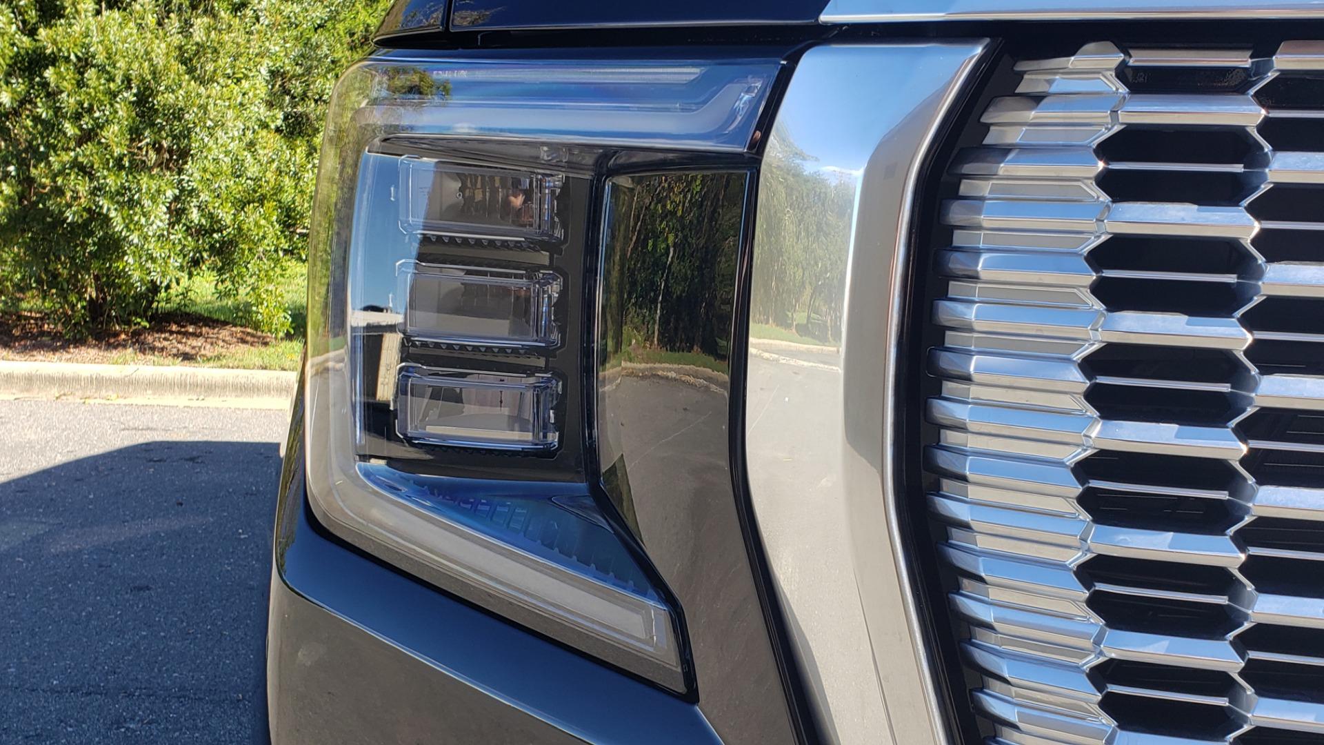Used 2021 GMC YUKON DENALI PREMIUM 4WD / NAV / ADVANCED TECH / ENTERTAINMENT for sale Sold at Formula Imports in Charlotte NC 28227 23