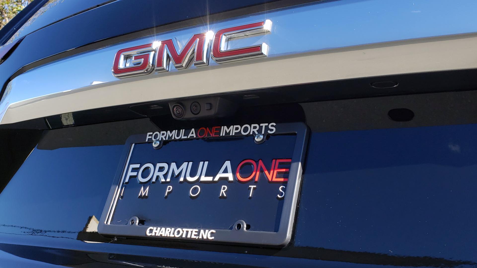Used 2021 GMC YUKON DENALI PREMIUM 4WD / NAV / ADVANCED TECH / ENTERTAINMENT for sale Sold at Formula Imports in Charlotte NC 28227 34