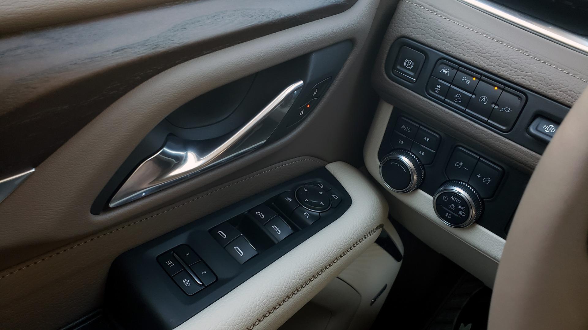 Used 2021 GMC YUKON DENALI PREMIUM 4WD / NAV / ADVANCED TECH / ENTERTAINMENT for sale Sold at Formula Imports in Charlotte NC 28227 43