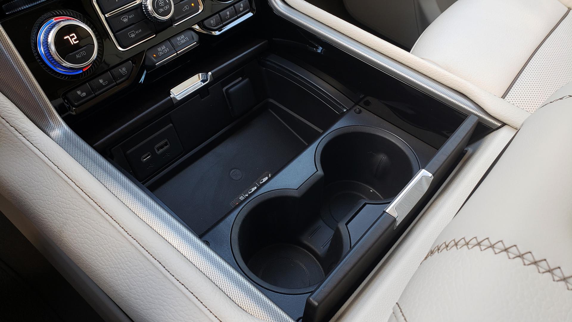 Used 2021 GMC YUKON DENALI PREMIUM 4WD / NAV / ADVANCED TECH / ENTERTAINMENT for sale Sold at Formula Imports in Charlotte NC 28227 55