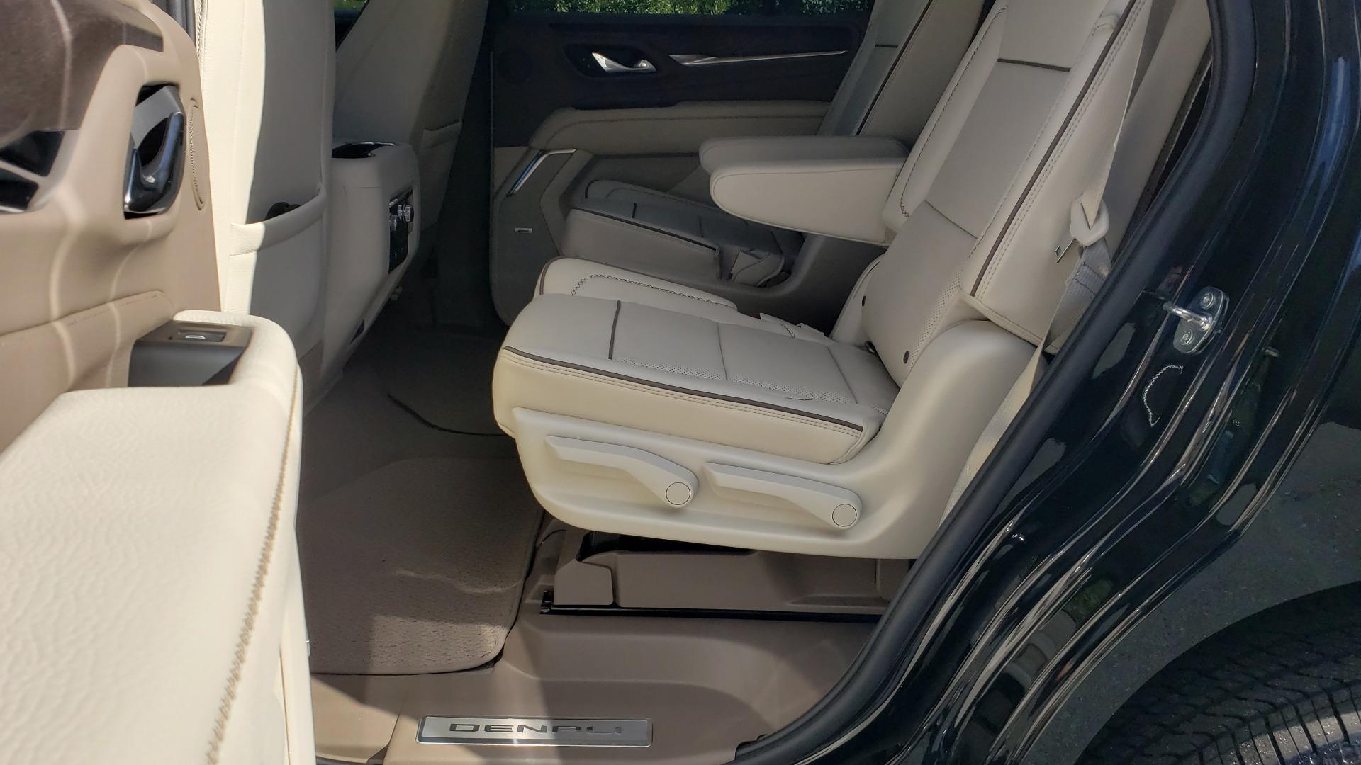 Used 2021 GMC YUKON DENALI PREMIUM 4WD / NAV / ADVANCED TECH / ENTERTAINMENT for sale Sold at Formula Imports in Charlotte NC 28227 72