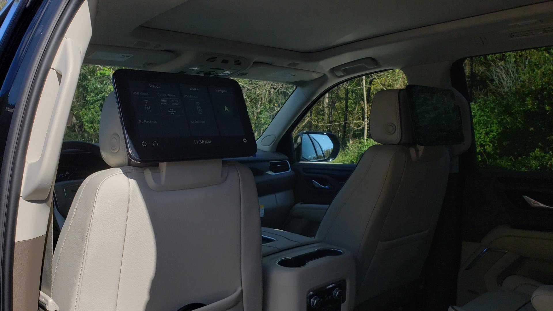 Used 2021 GMC YUKON DENALI PREMIUM 4WD / NAV / ADVANCED TECH / ENTERTAINMENT for sale Sold at Formula Imports in Charlotte NC 28227 73