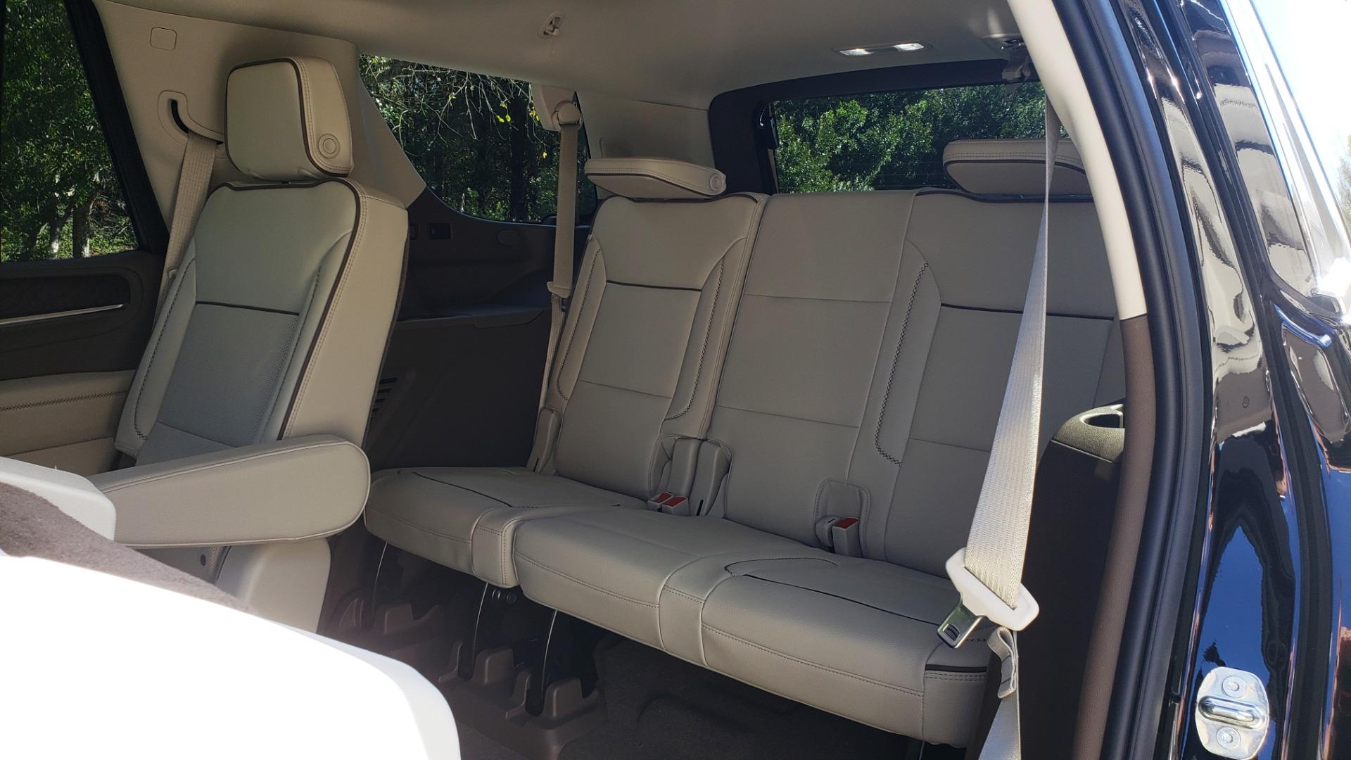 Used 2021 GMC YUKON DENALI PREMIUM 4WD / NAV / ADVANCED TECH / ENTERTAINMENT for sale Sold at Formula Imports in Charlotte NC 28227 76