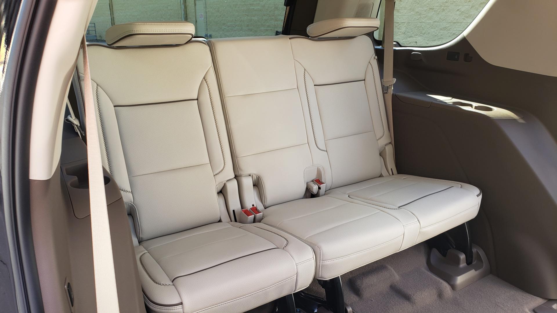 Used 2021 GMC YUKON DENALI PREMIUM 4WD / NAV / ADVANCED TECH / ENTERTAINMENT for sale Sold at Formula Imports in Charlotte NC 28227 78