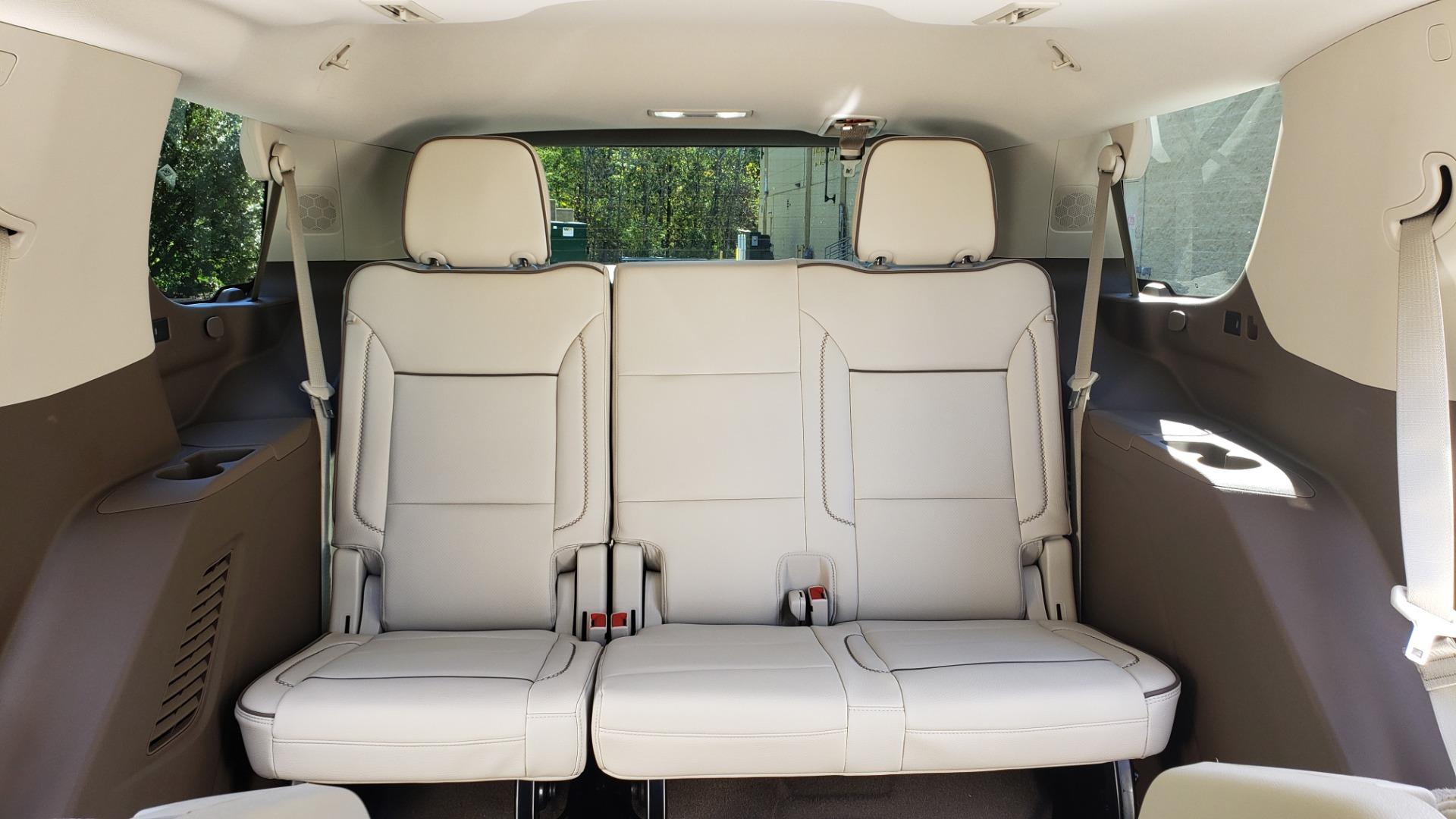 Used 2021 GMC YUKON DENALI PREMIUM 4WD / NAV / ADVANCED TECH / ENTERTAINMENT for sale Sold at Formula Imports in Charlotte NC 28227 80