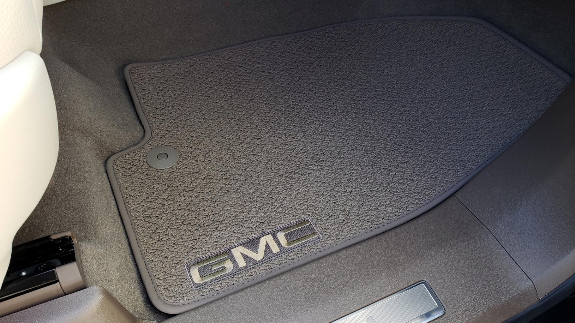 Used 2021 GMC YUKON DENALI PREMIUM 4WD / NAV / ADVANCED TECH / ENTERTAINMENT for sale Sold at Formula Imports in Charlotte NC 28227 87