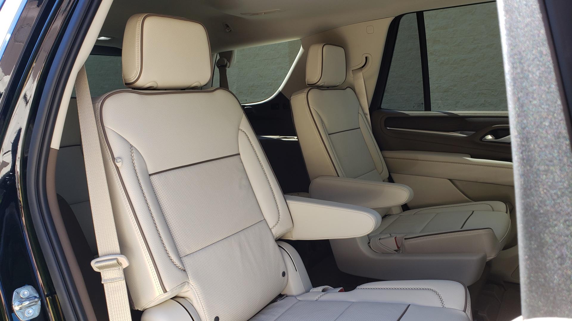 Used 2021 GMC YUKON DENALI PREMIUM 4WD / NAV / ADVANCED TECH / ENTERTAINMENT for sale Sold at Formula Imports in Charlotte NC 28227 92