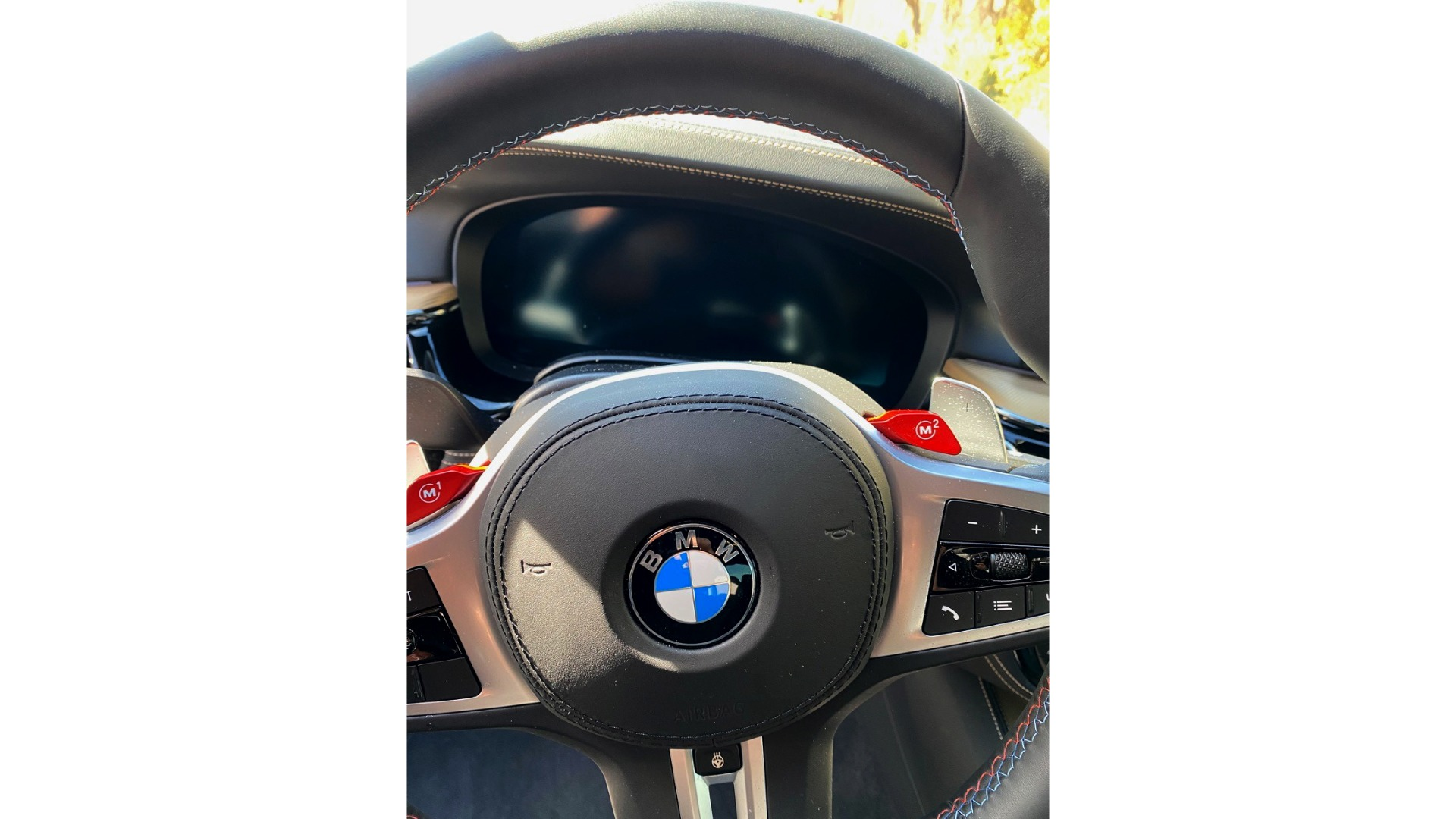 Used 2020 BMW M5 COMPETITION 35 JAHRE / EXECUTIVE PKG / M-DRIVER PKG for sale $128,500 at Formula Imports in Charlotte NC 28227 10