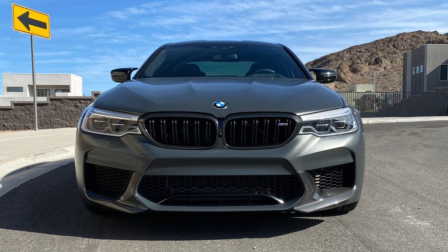 Used 2020 BMW M5 COMPETITION 35 JAHRE / EXECUTIVE PKG / M-DRIVER PKG for sale $128,500 at Formula Imports in Charlotte NC 28227 2