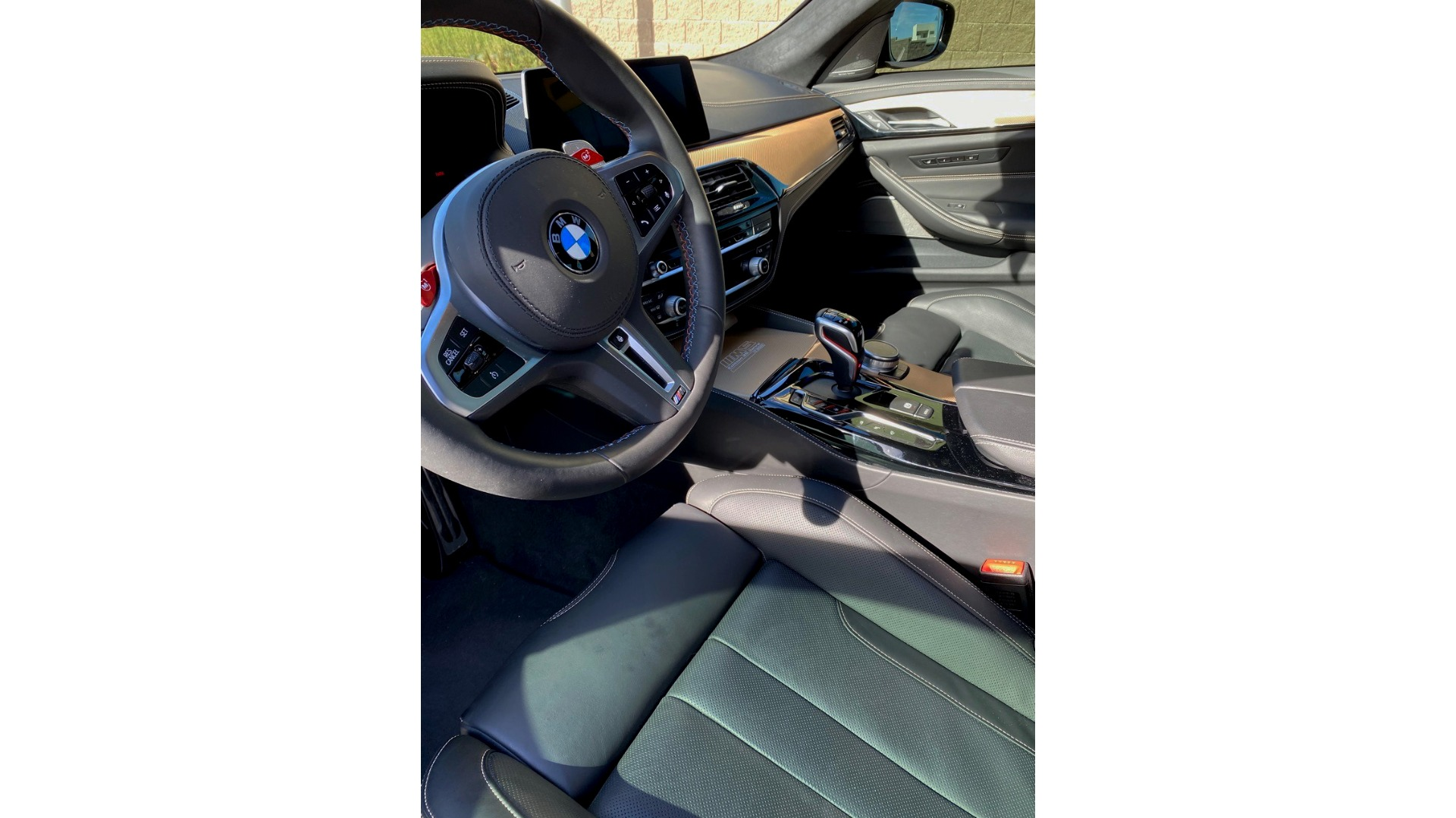 Used 2020 BMW M5 COMPETITION 35 JAHRE / EXECUTIVE PKG / M-DRIVER PKG for sale $128,500 at Formula Imports in Charlotte NC 28227 9