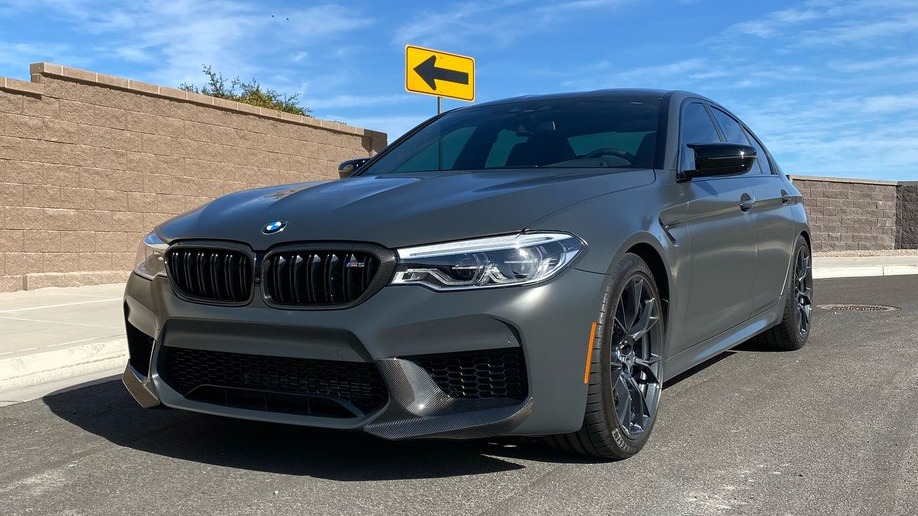Used 2020 BMW M5 COMPETITION 35 JAHRE / EXECUTIVE PKG / M-DRIVER PKG for sale $128,500 at Formula Imports in Charlotte NC 28227 1