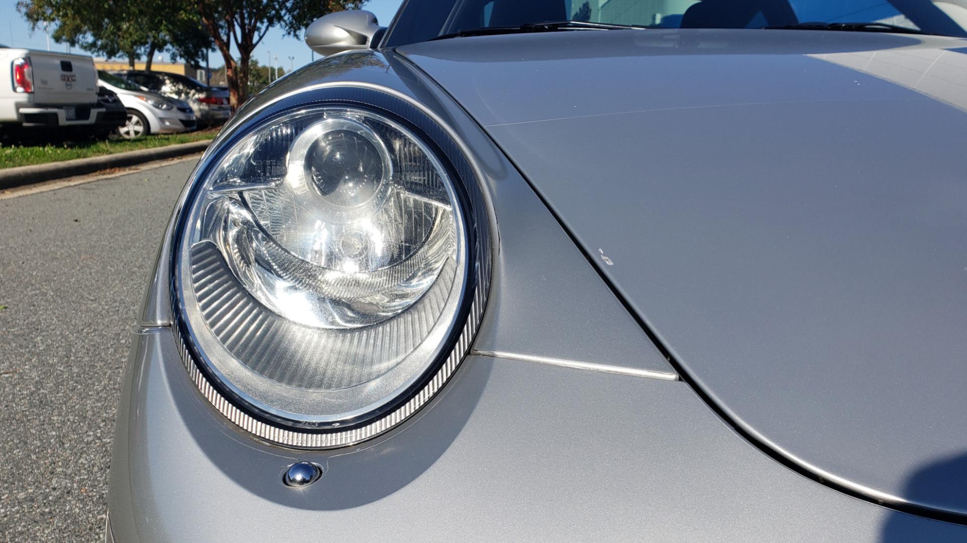 Used 2006 Porsche 911 CARRERA S / 5-SPD AUTO / SPORT CHRONO / NAV / BOSE / SUNROOF for sale Sold at Formula Imports in Charlotte NC 28227 12