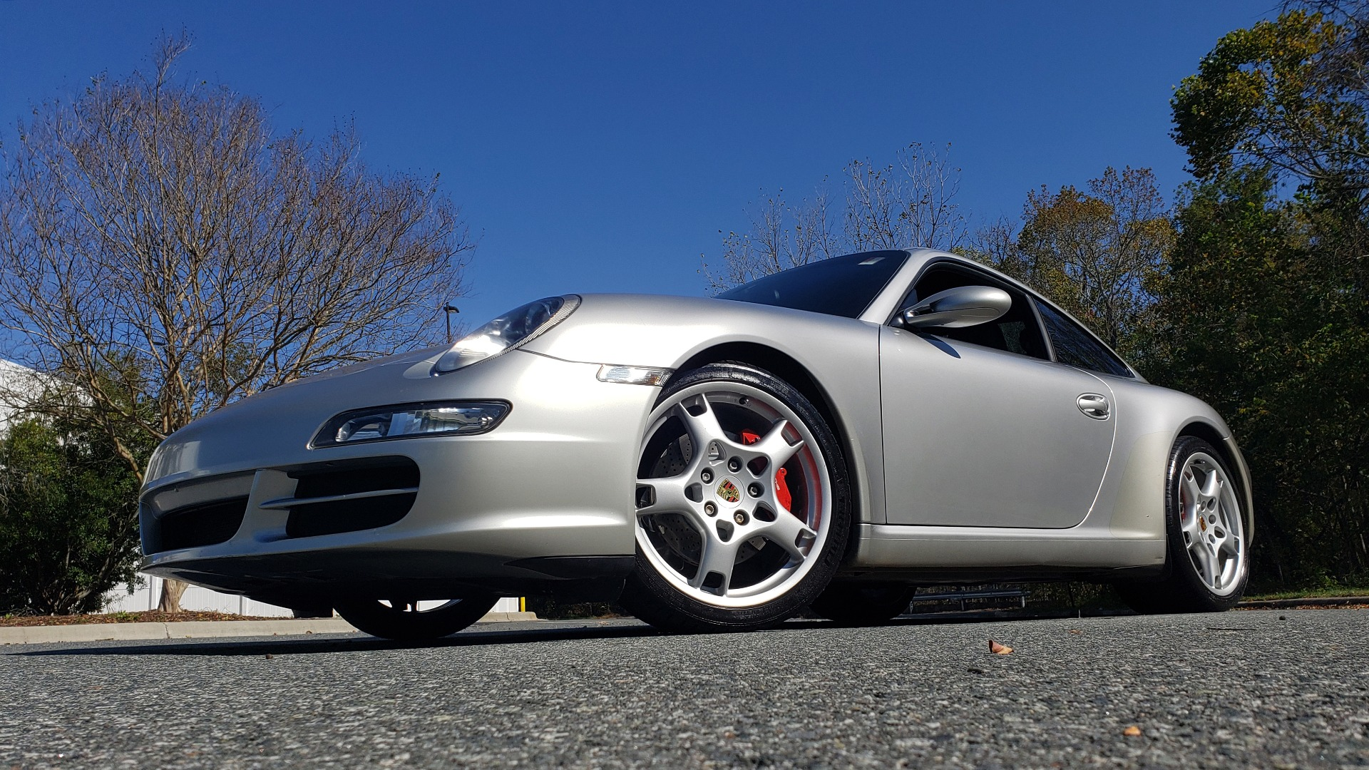 Used 2006 Porsche 911 CARRERA S / 5-SPD AUTO / SPORT CHRONO / NAV / BOSE / SUNROOF for sale Sold at Formula Imports in Charlotte NC 28227 3