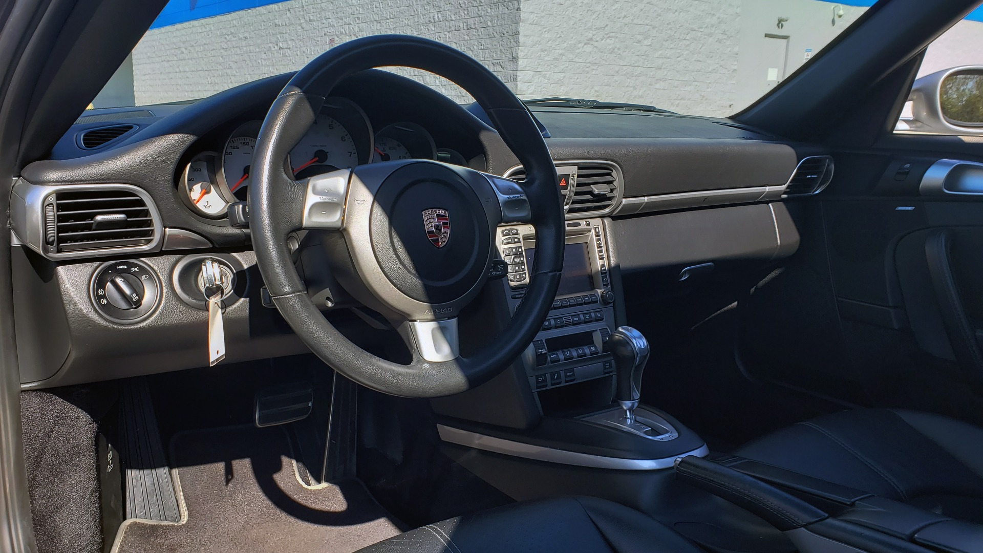 Used 2006 Porsche 911 CARRERA S / 5-SPD AUTO / SPORT CHRONO / NAV / BOSE / SUNROOF for sale Sold at Formula Imports in Charlotte NC 28227 32