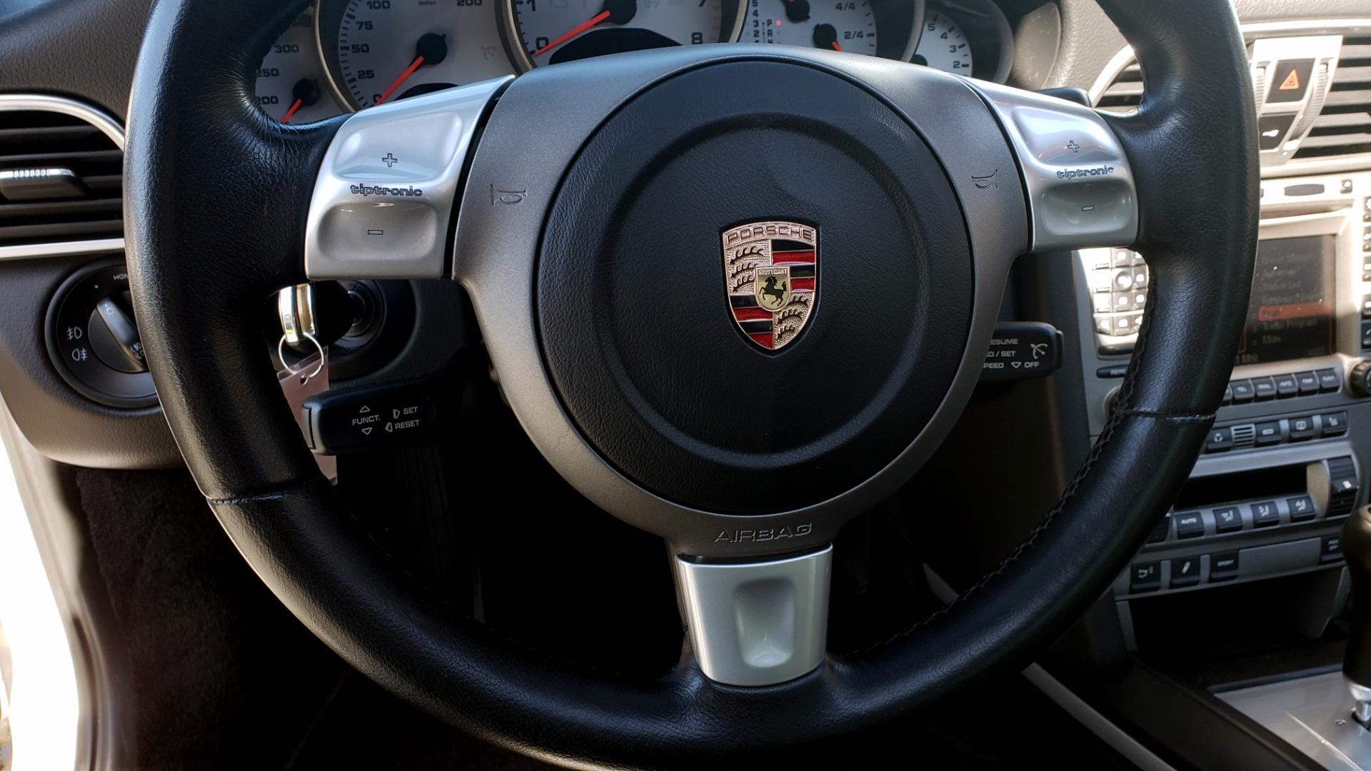 Used 2006 Porsche 911 CARRERA S / 5-SPD AUTO / SPORT CHRONO / NAV / BOSE / SUNROOF for sale Sold at Formula Imports in Charlotte NC 28227 34